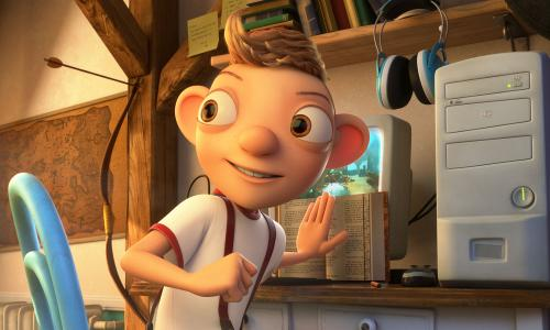 Harvie and the Magic Museum review – lacklustre animation