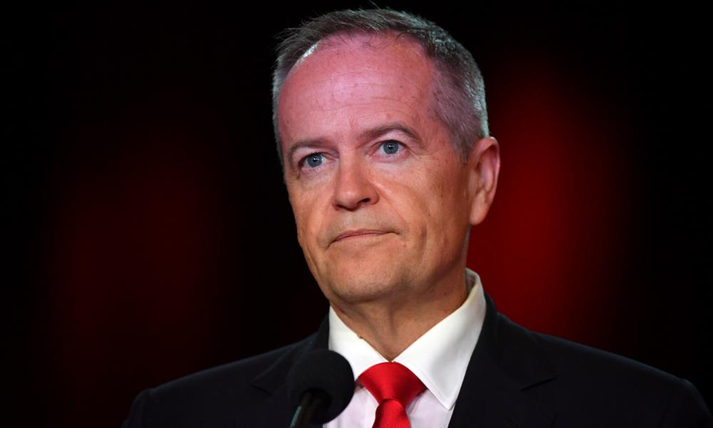 Bill Shorten, the shadow minister for government services.