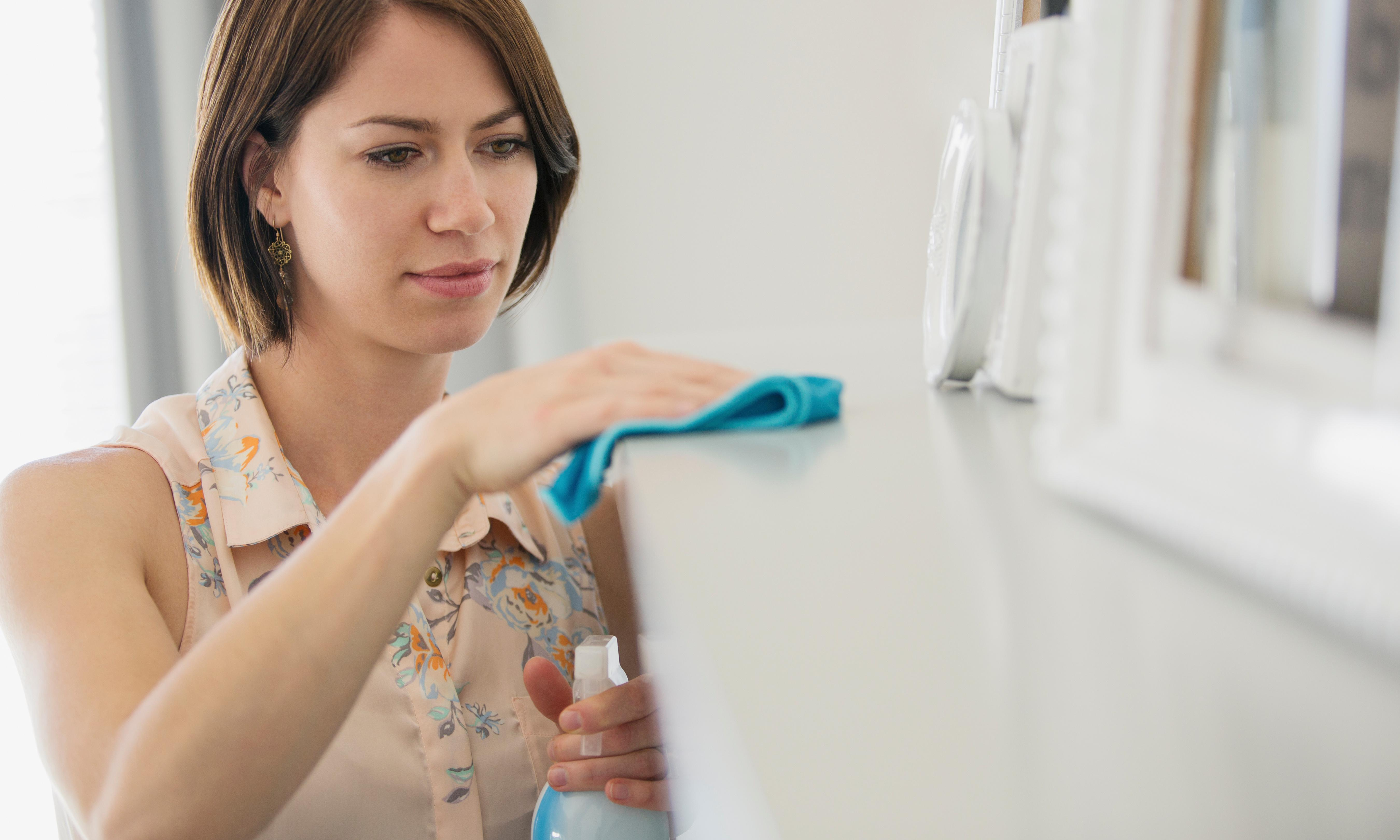 Five ways to make your home less toxic