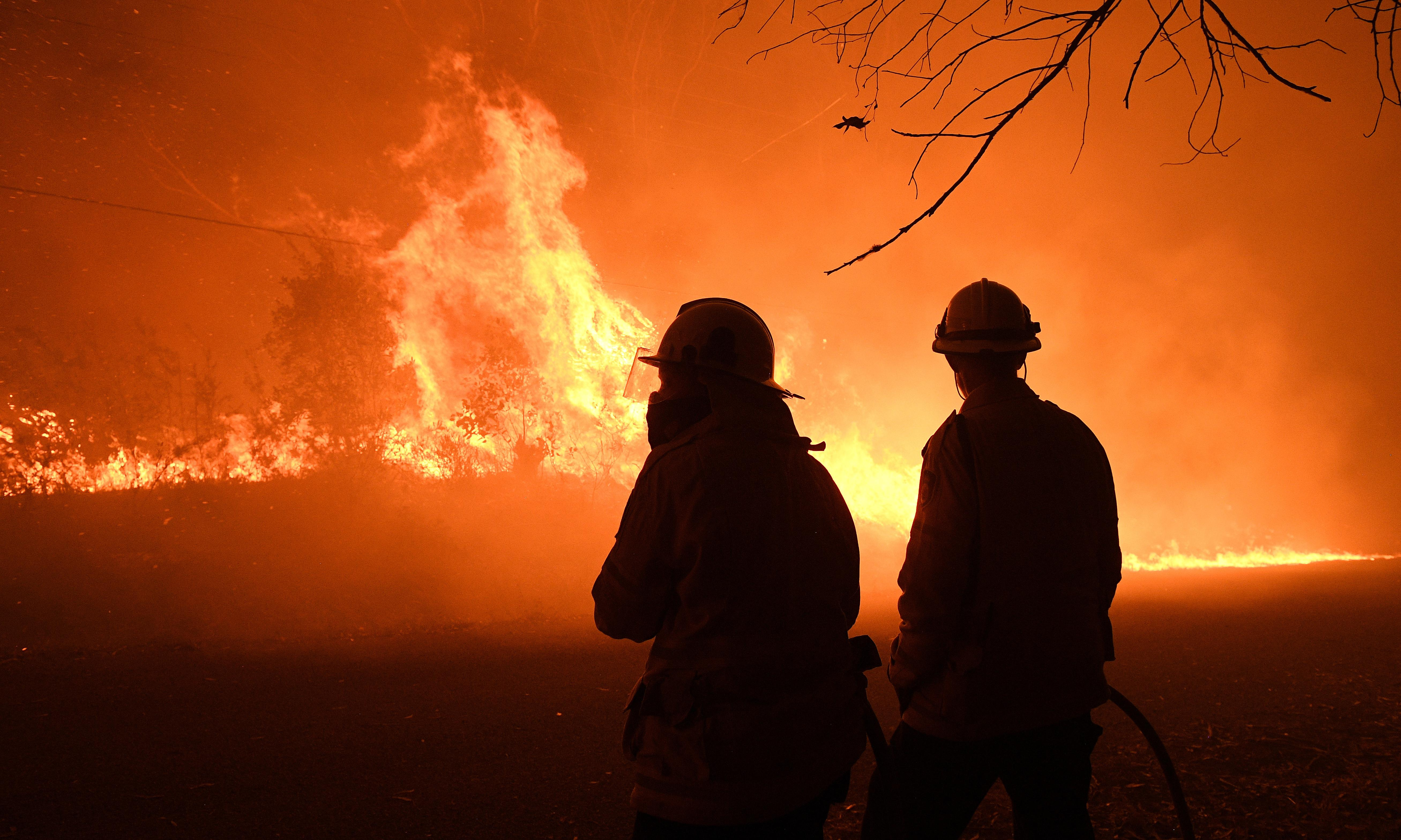 Dozens of out-of-control bushfires burn across NSW as conditions expected to worsen