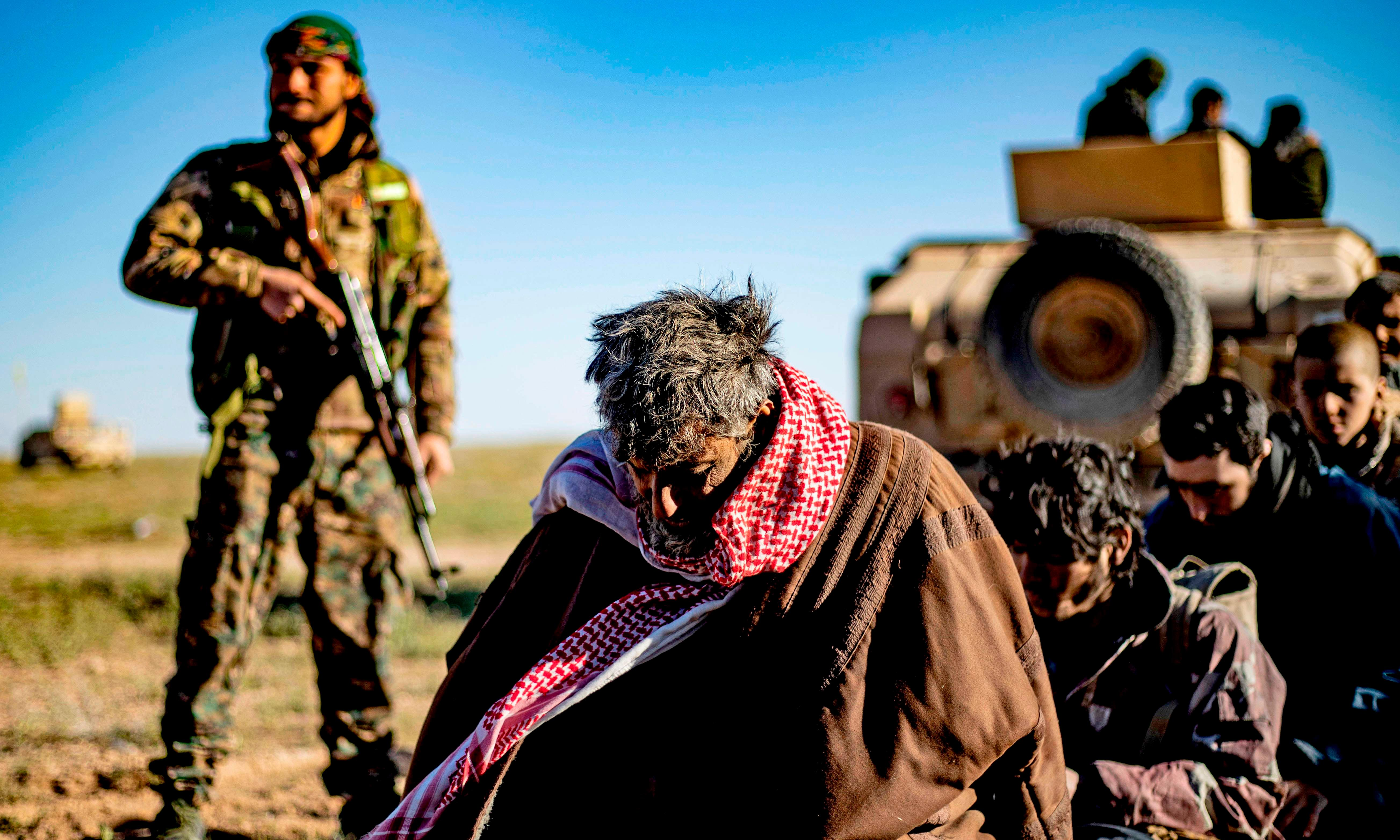 British Isis fighters in Syria 'may be freed if US allows Turkey invasion'