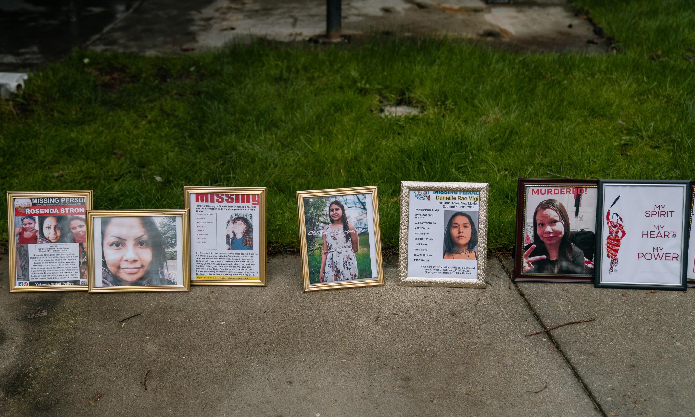 Washington state takes landmark step on missing Native American women