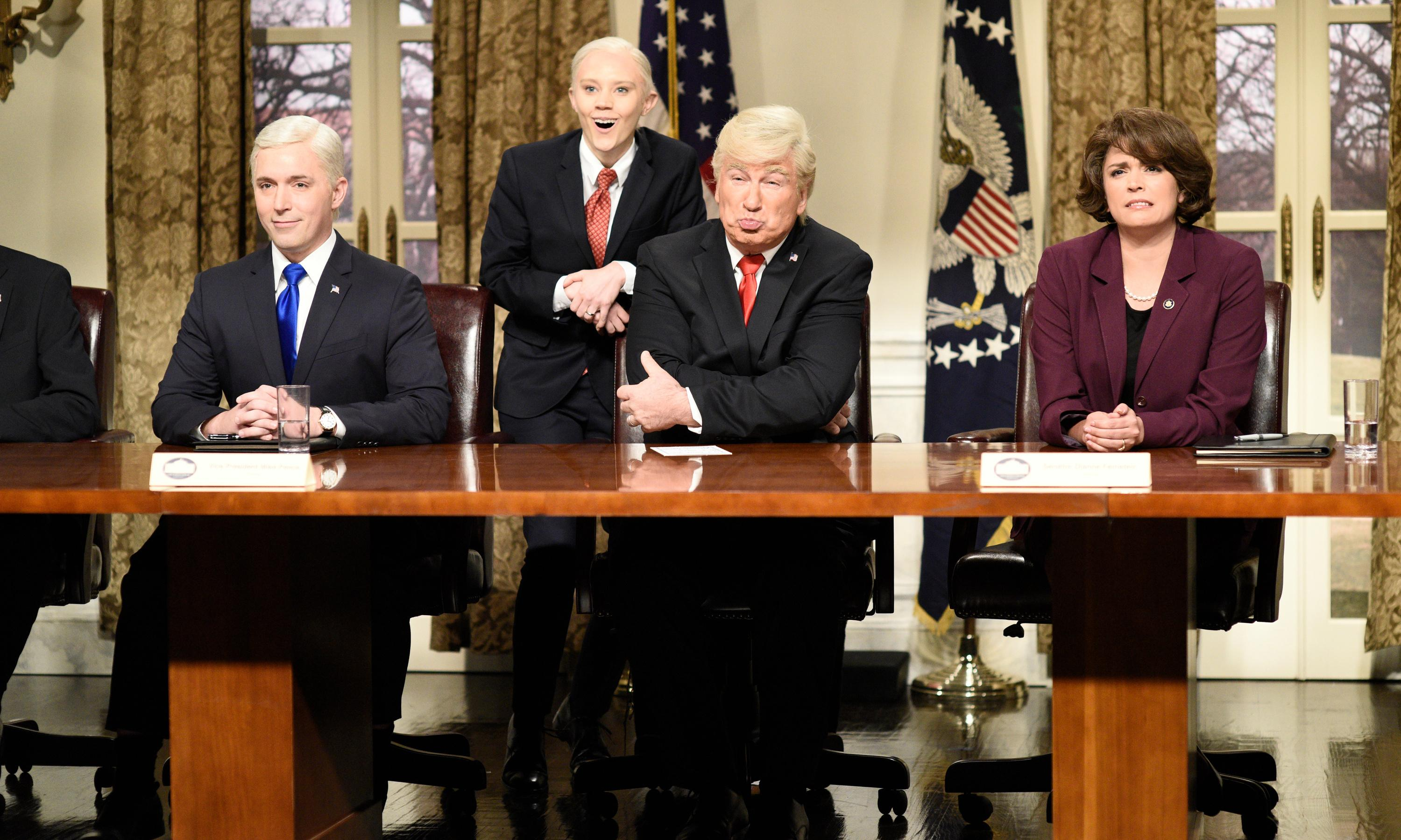 Less Trump, more weirdness: how Saturday Night Live can fix itself