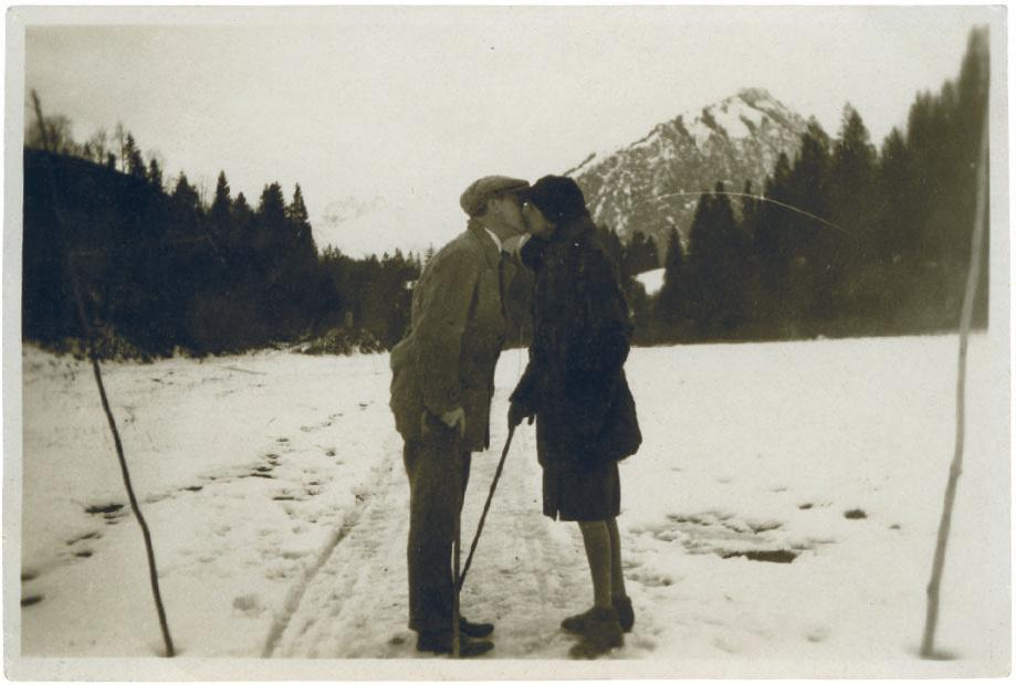 Josef and Anni Albers: the Bauhaus misfits who scaled art's peaks