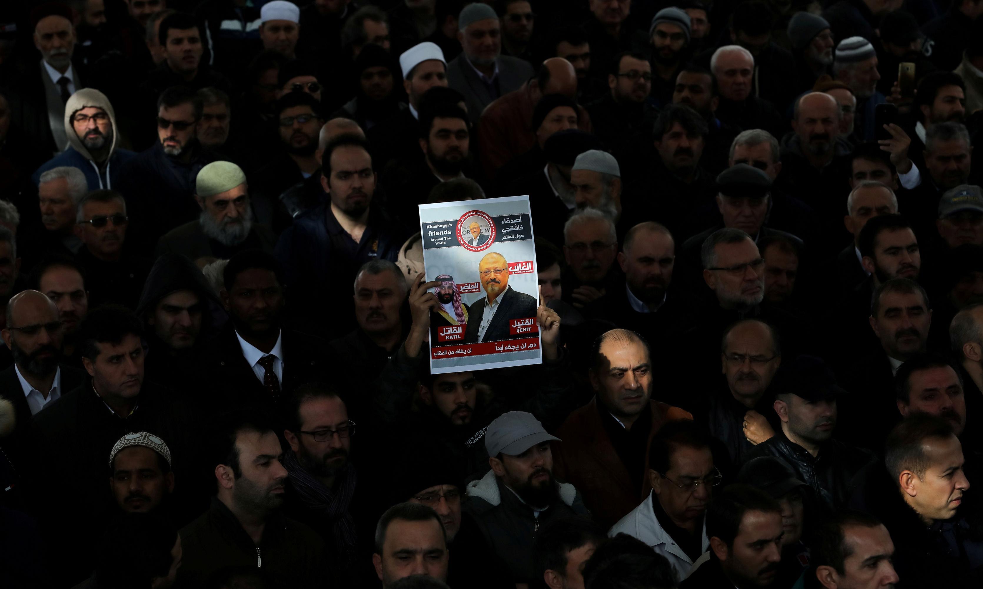 The Guardian view on Jamal Khashoggi's murder: Saudi Arabia and its friends