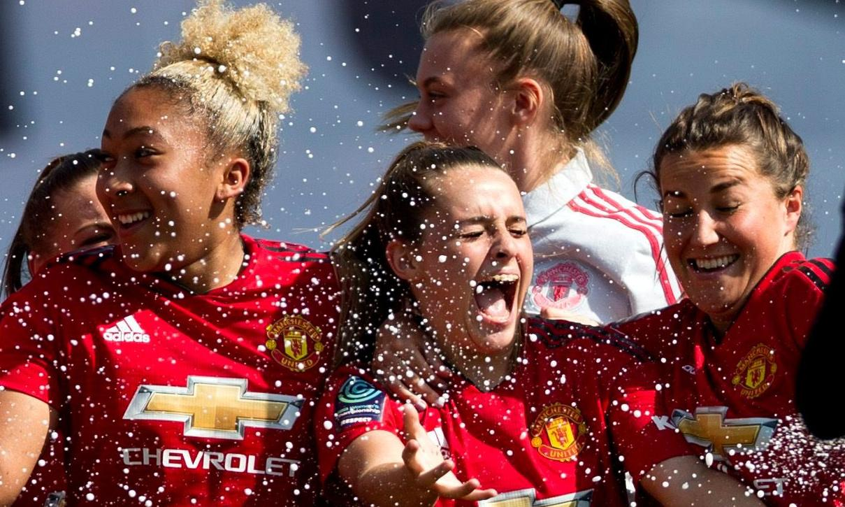 Stoney and Turner braced for Manchester United's WSL challenge