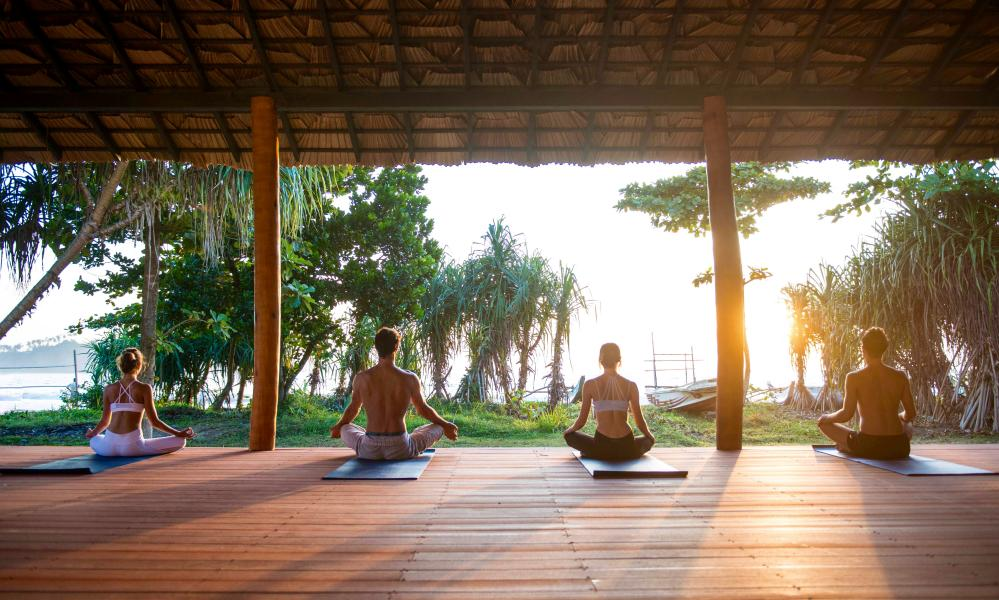 Yoga Explorers, Sri Lanka.