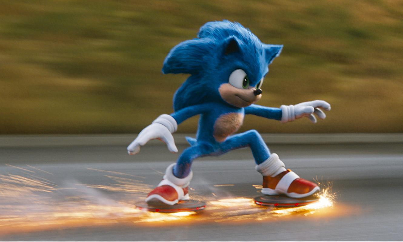 Sonic the Hedgehog review – running to a standstill