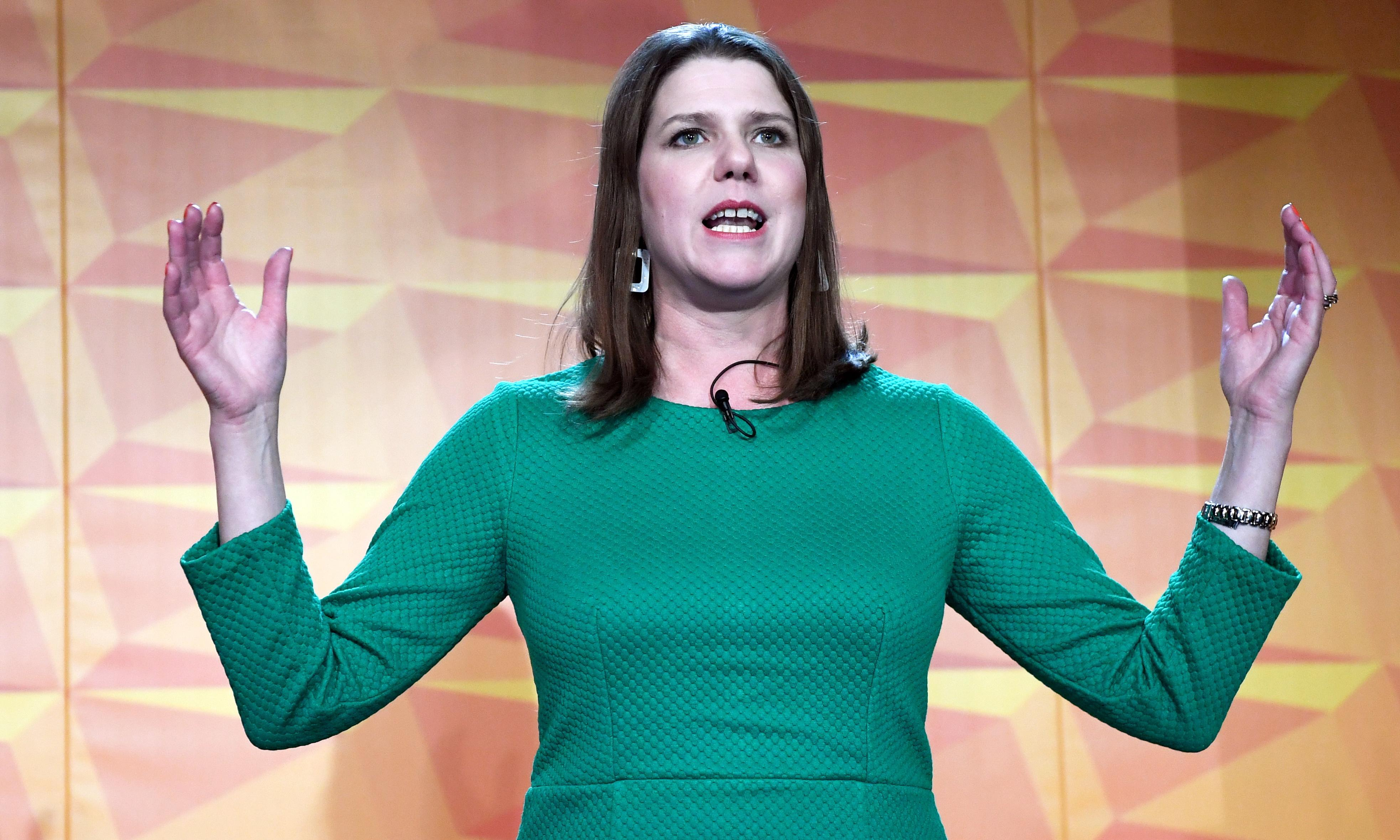 This week's biggest Twitter controversy? Jo Swinson's squirrel problem