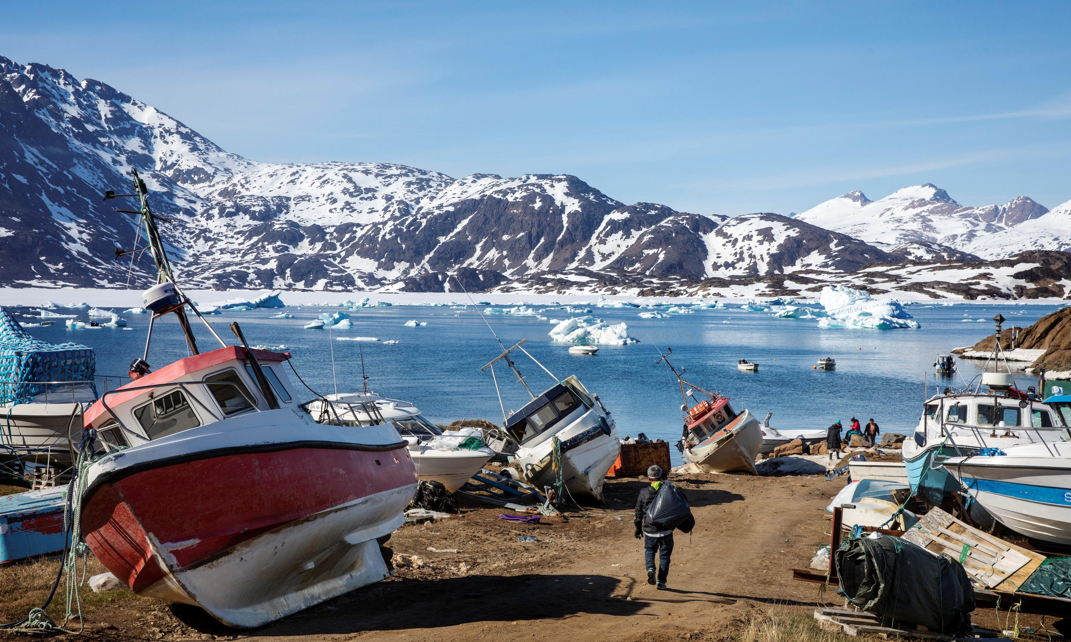 Greenlanders on Trump: 'We are neither for sale nor can be bought'