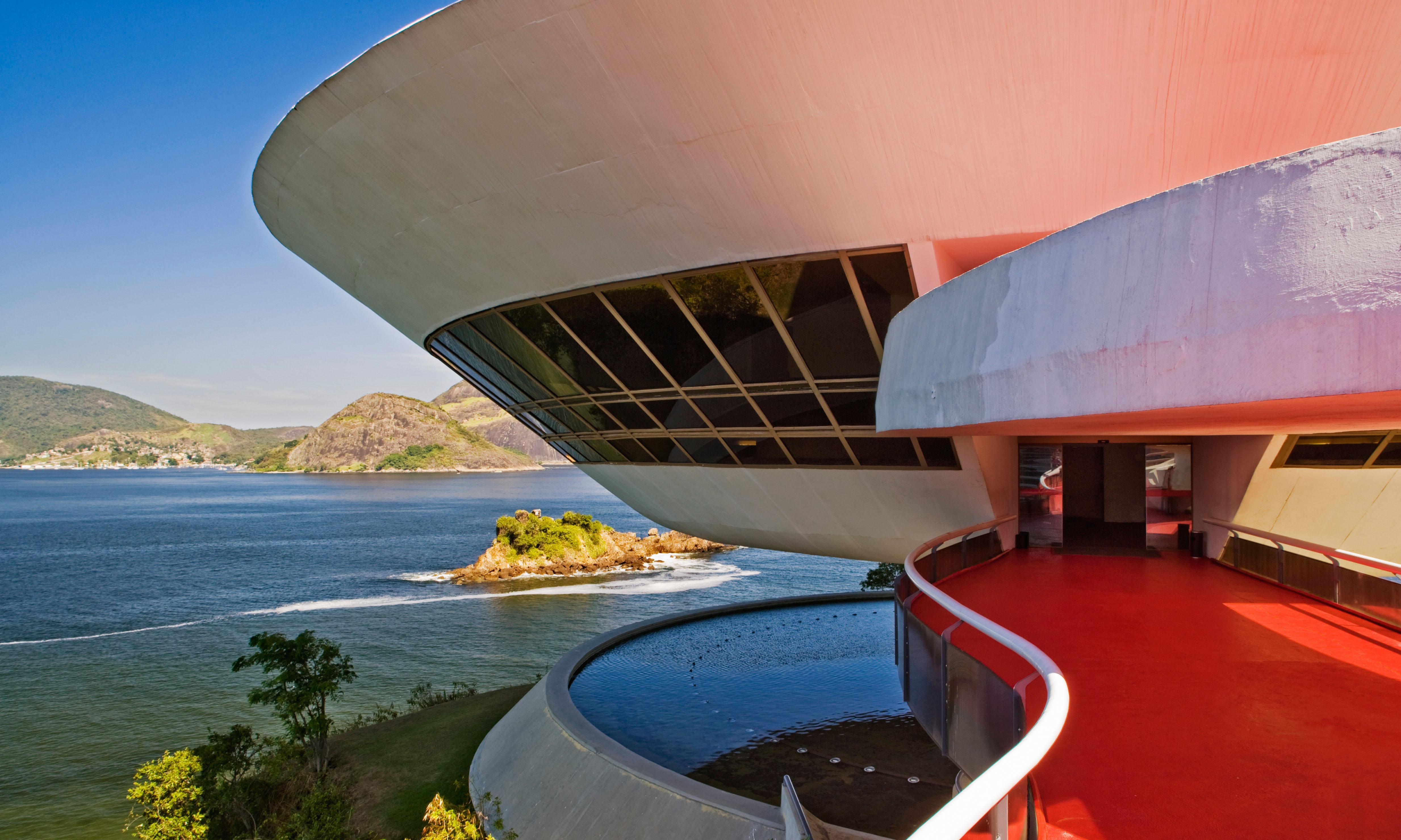 A vision in concrete: Oscar Niemeyer's Brazil