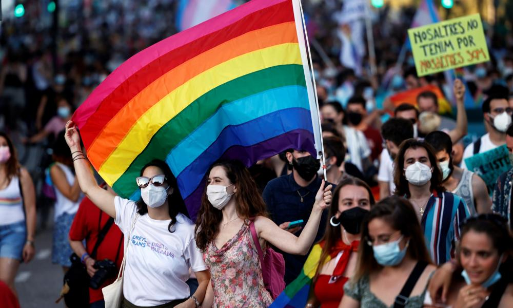 Pride march this June in south-east Valencia region of Spain
