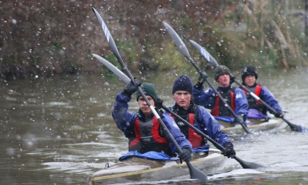 Devizes to Westminster International Canoe Race