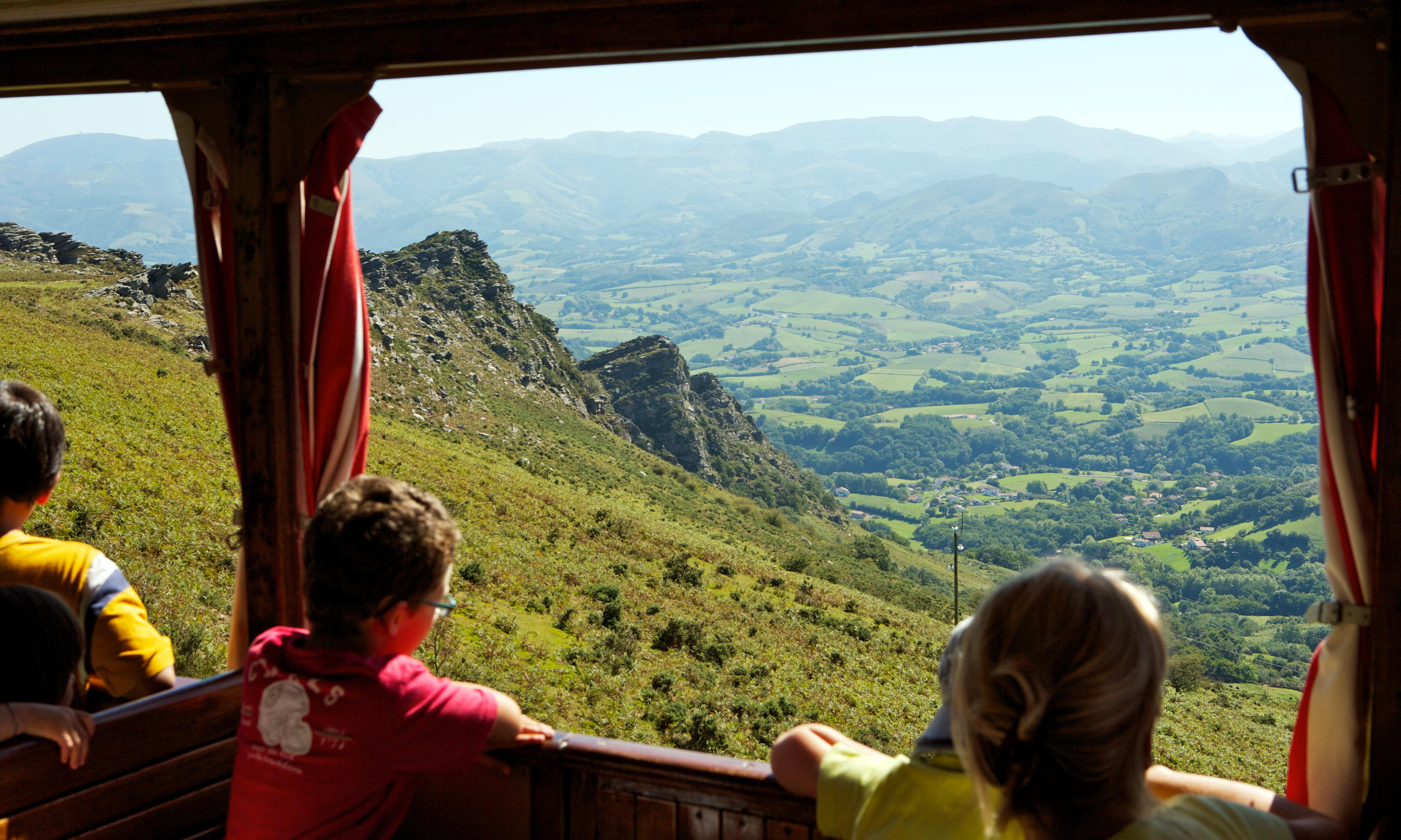 10 of the best scenic rail journeys in Europe