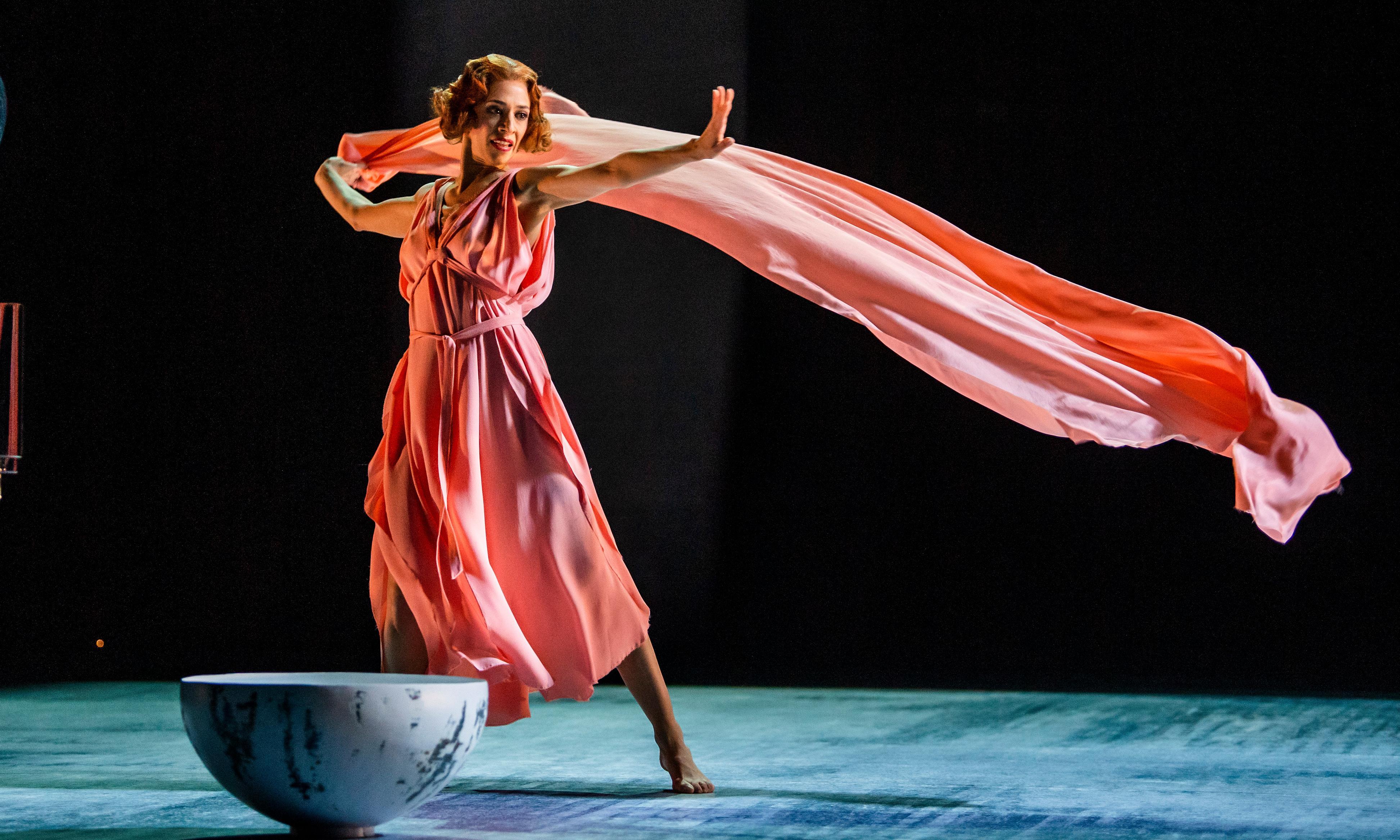 Viviana Durante Company: Isadora Now review – tribute to a trailblazer