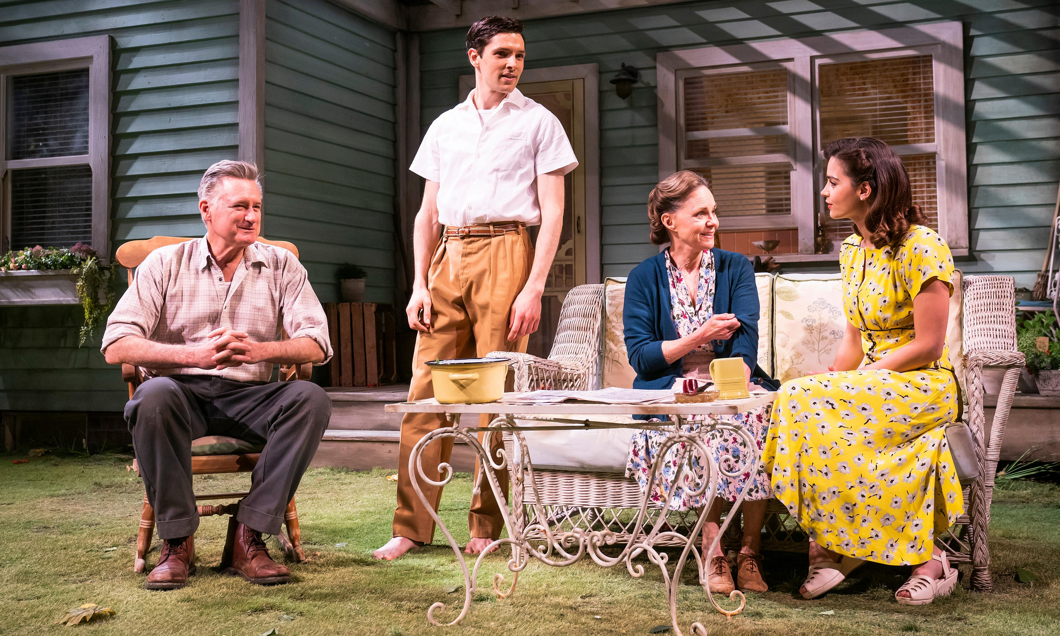 All My Sons review – Sally Field and Bill Pullman deliver a Miller for our times