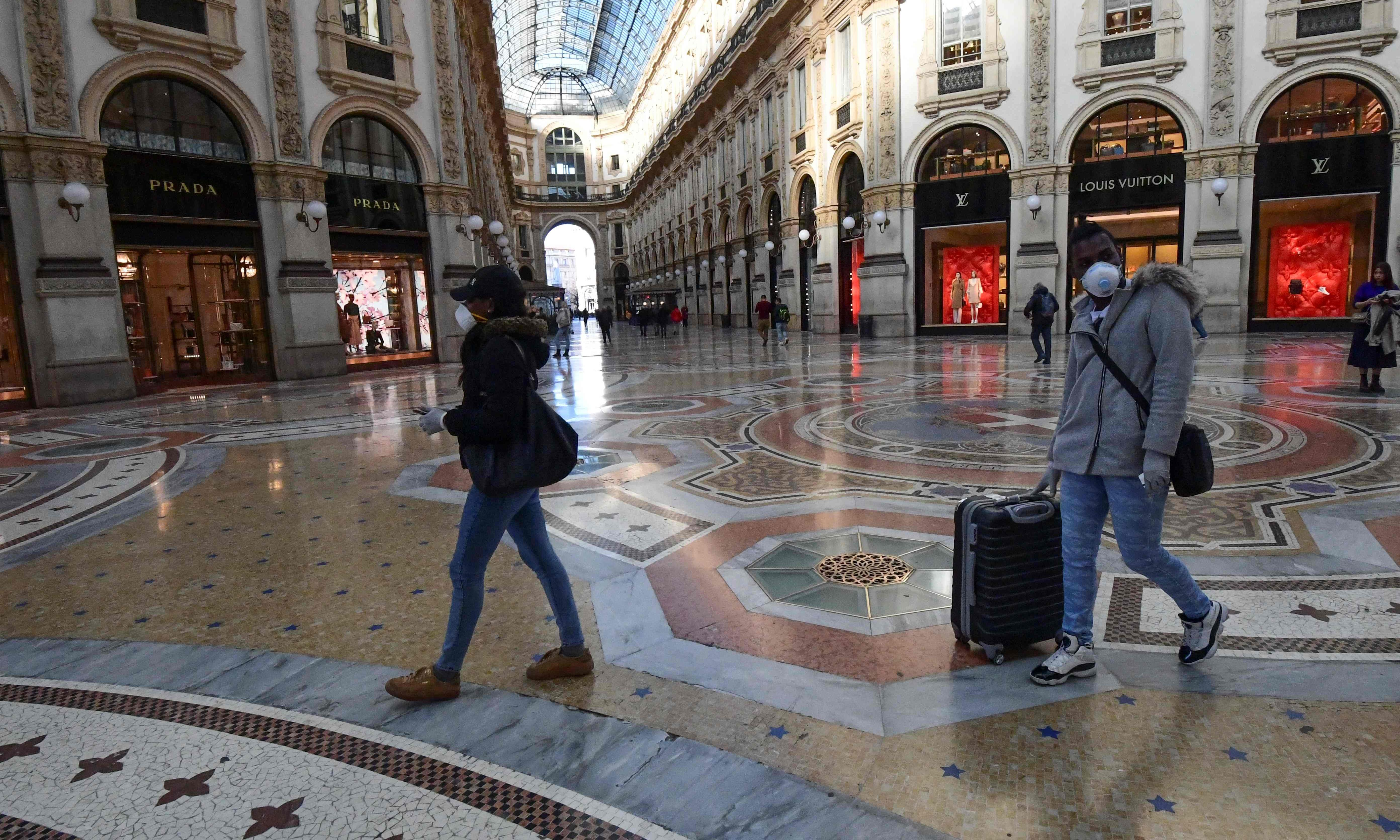 Coronavirus may have been in Italy for weeks before it was detected