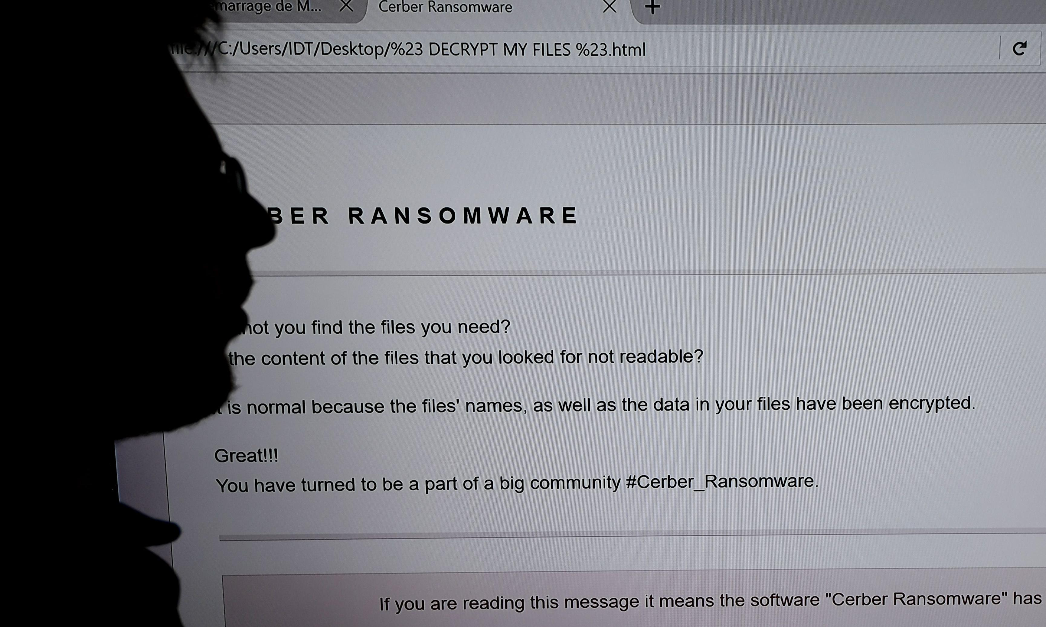 Ransomware attack leaves council facing huge bill to restore services
