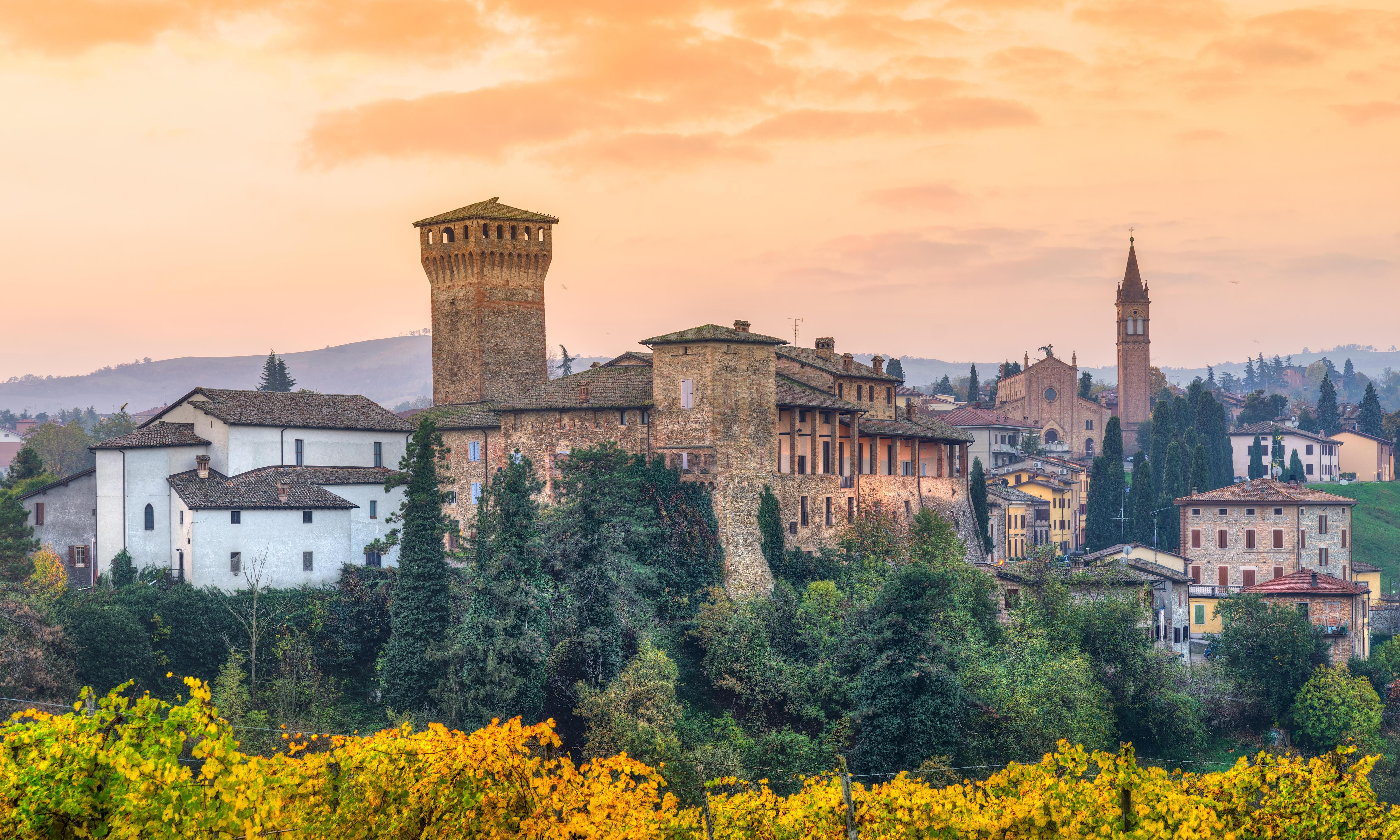 Send us a tip about Emilia-Romagna for a chance to win a £200 hotel voucher