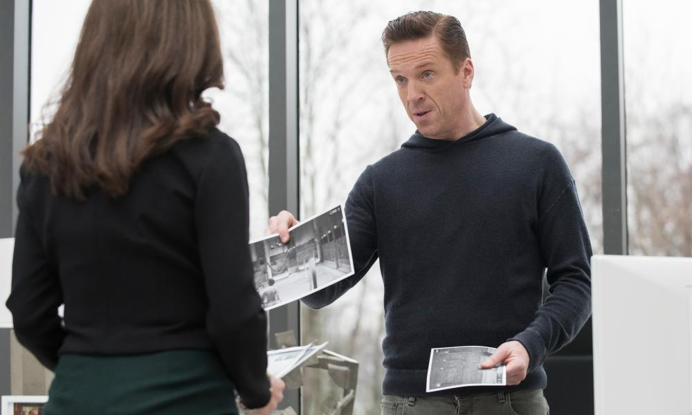Damian Lewis in Billions