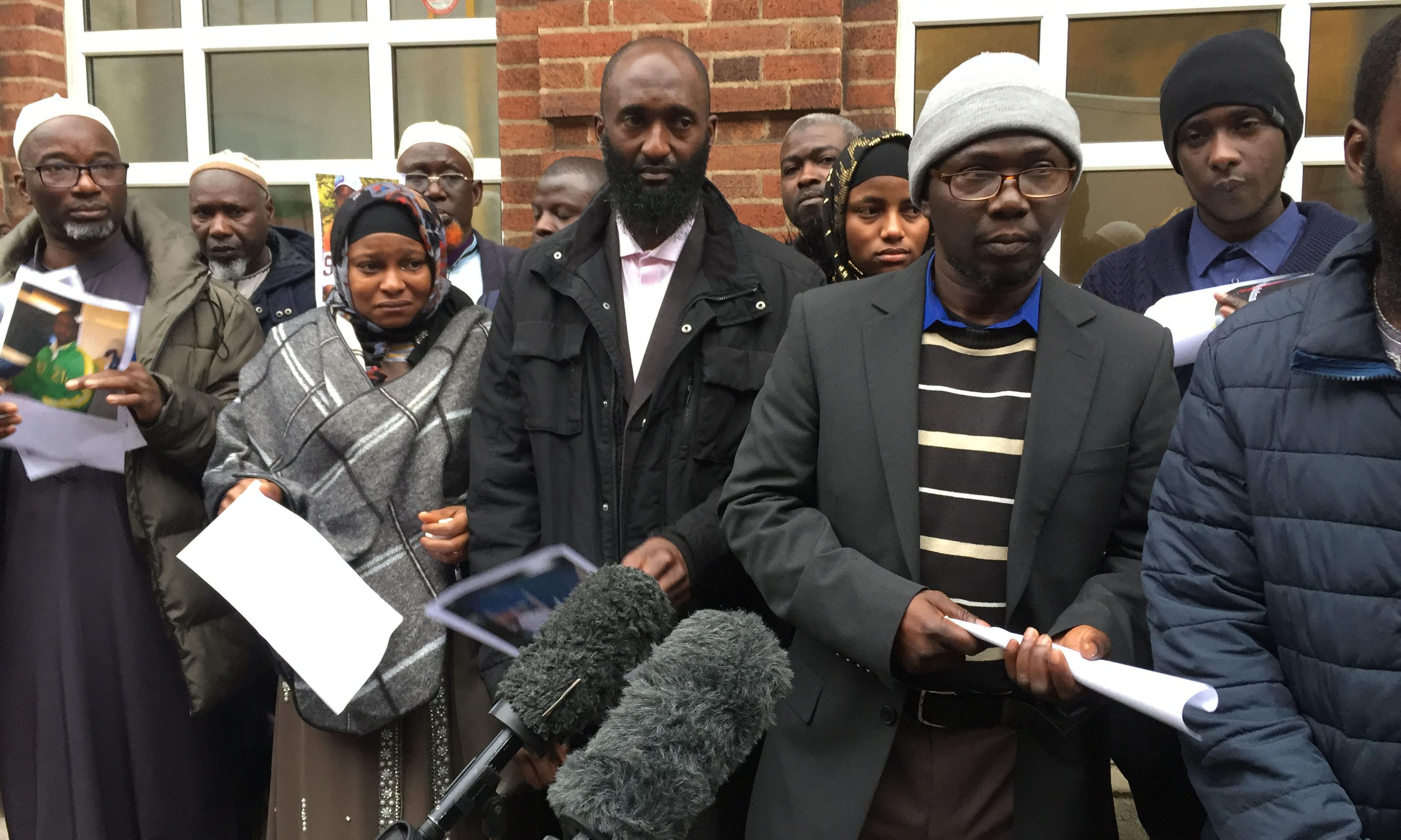 Families of men killed in Birmingham wall collapse reject inquest verdict