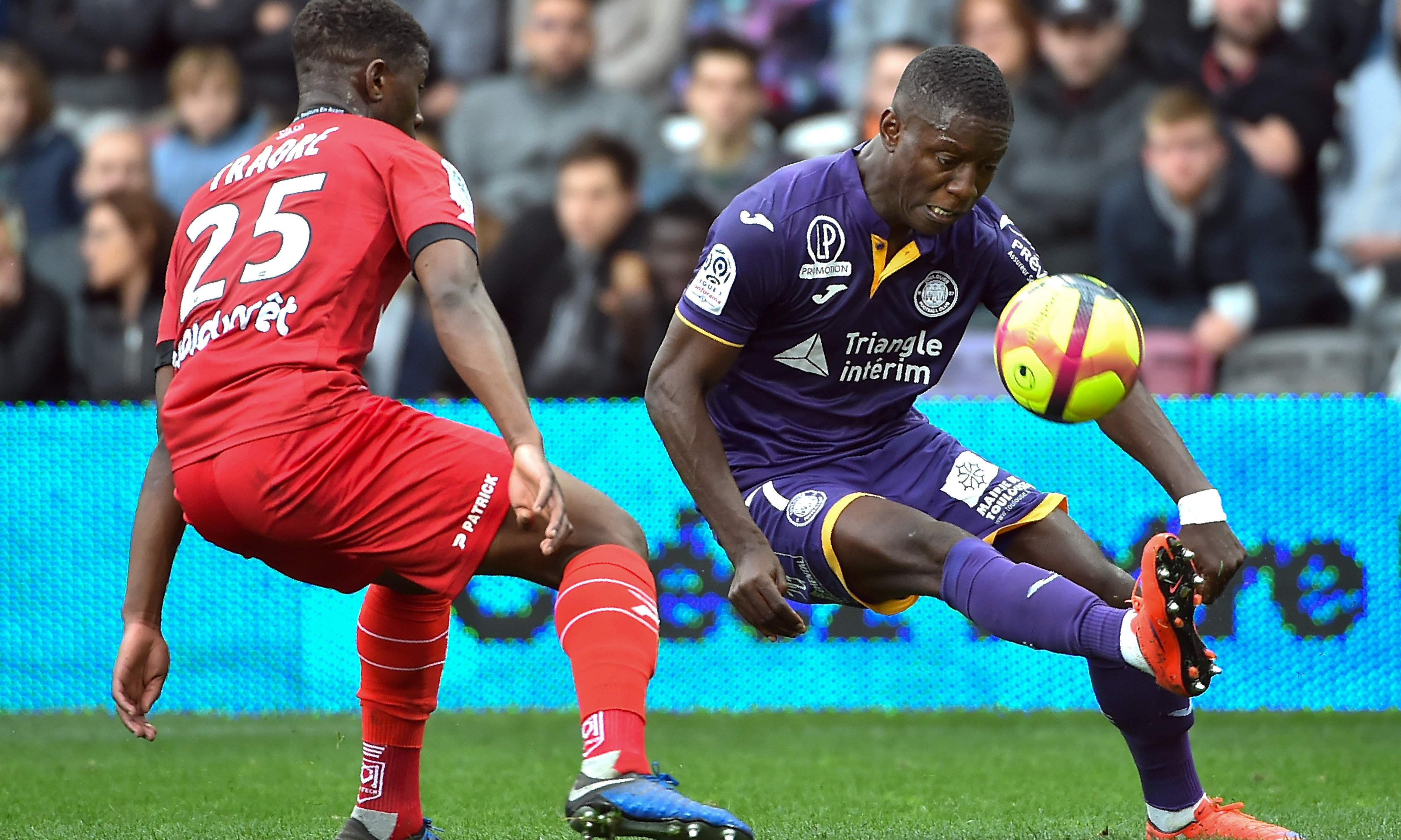 It is Max Gradel's world and Toulouse are living in it … dangerously