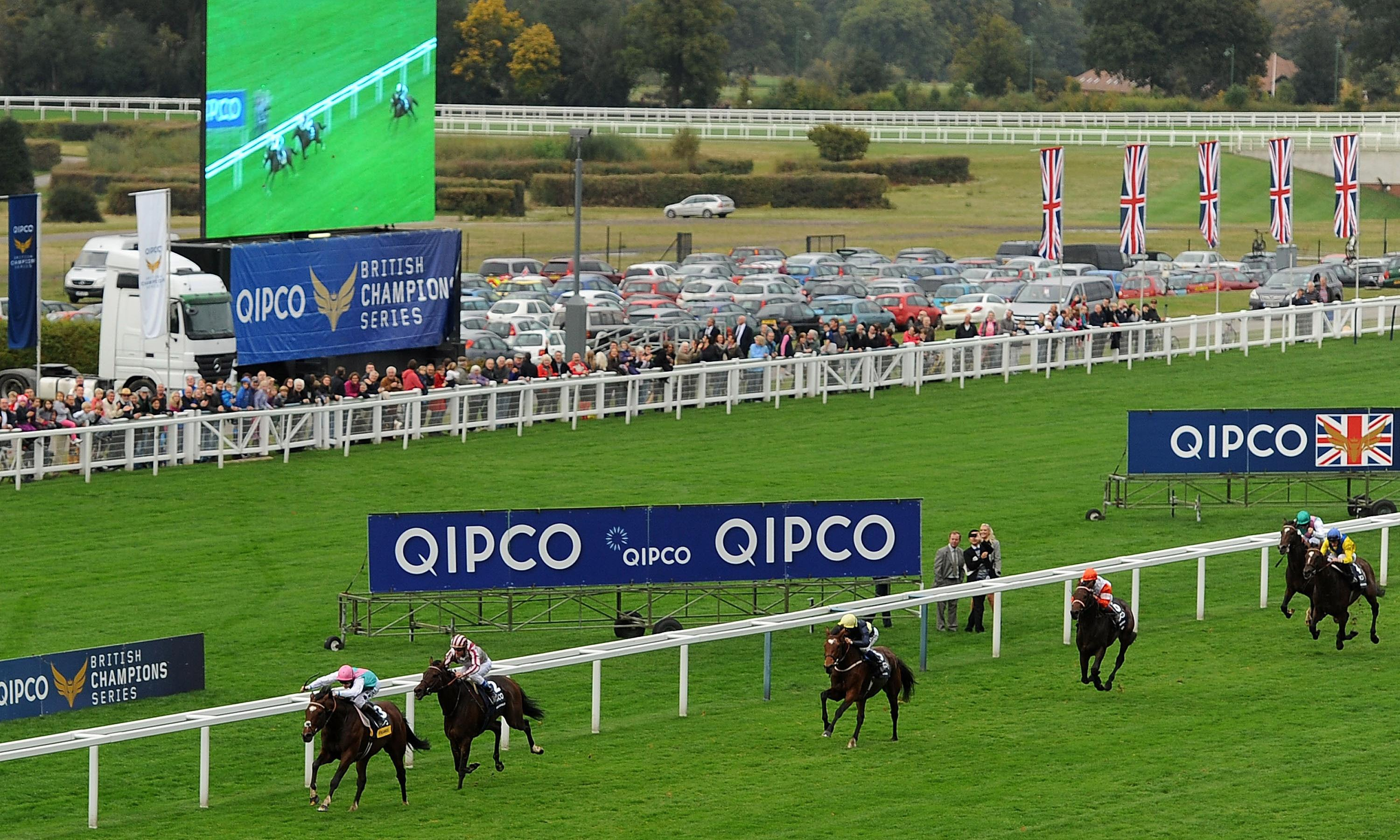 Talking Horses: inner track is the right one for Ascot's Champions Day