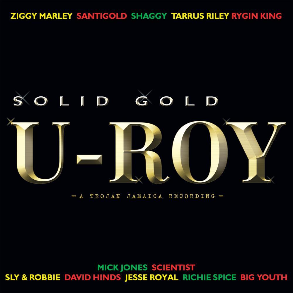 Solid Gold U-Roy album cover