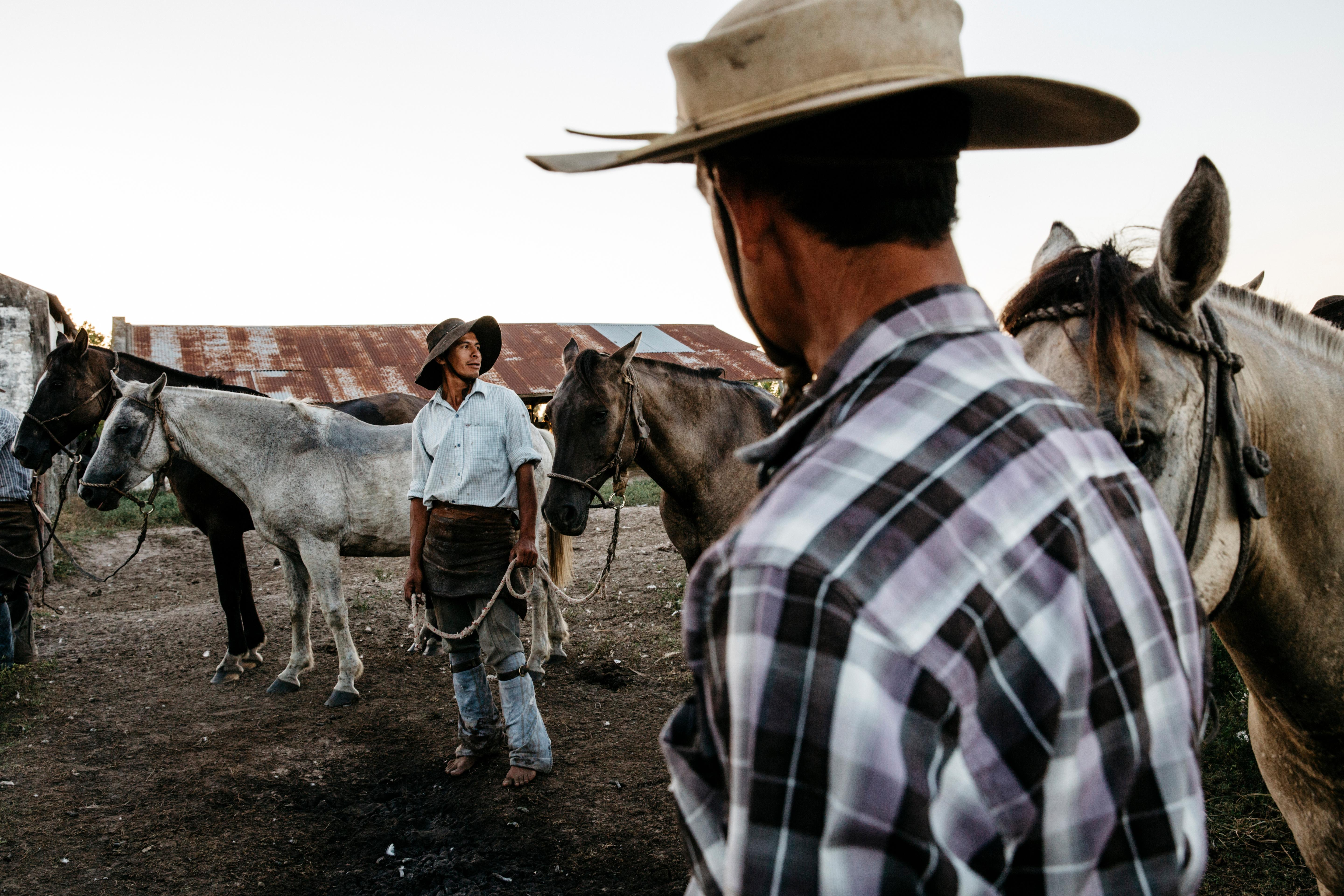 Riding with the gauchos of Argentina: a photo essay