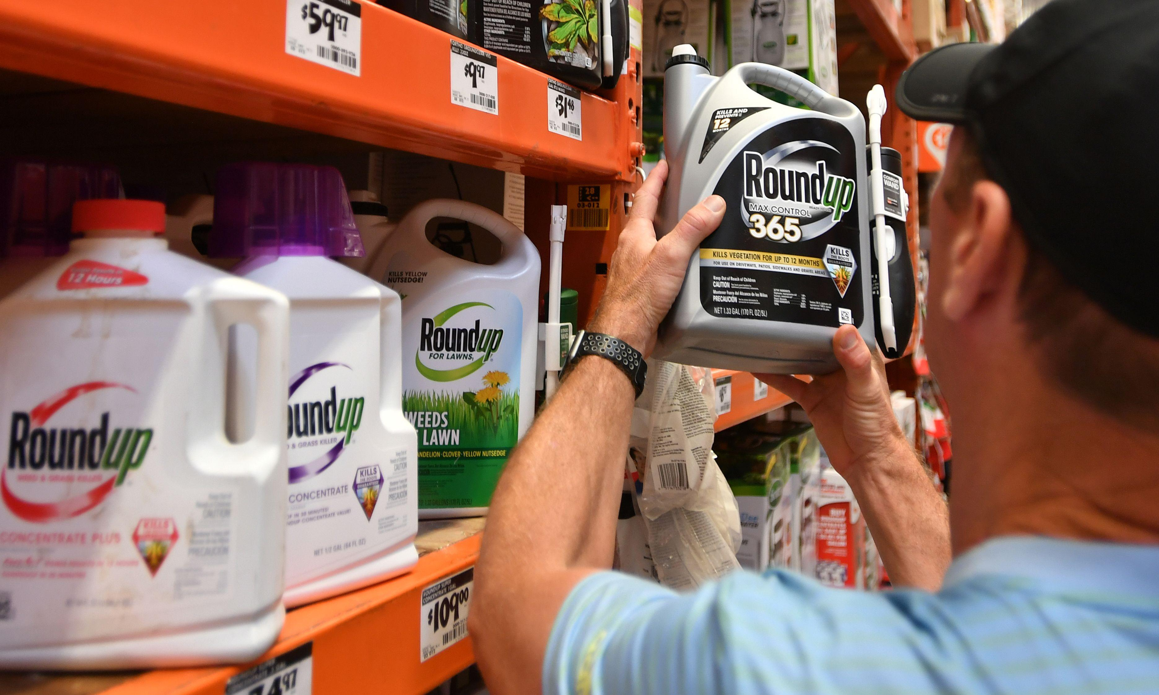 Monsanto must pay couple $2bn in largest verdict yet over cancer claims