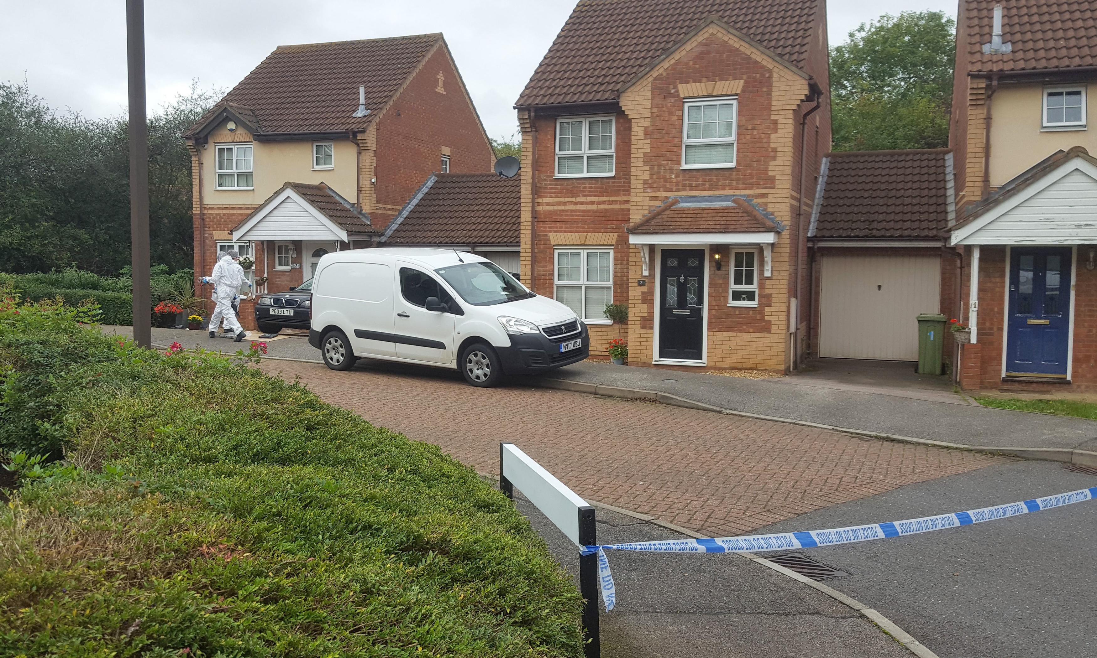 Milton Keynes double stabbing was targeted attack, say police