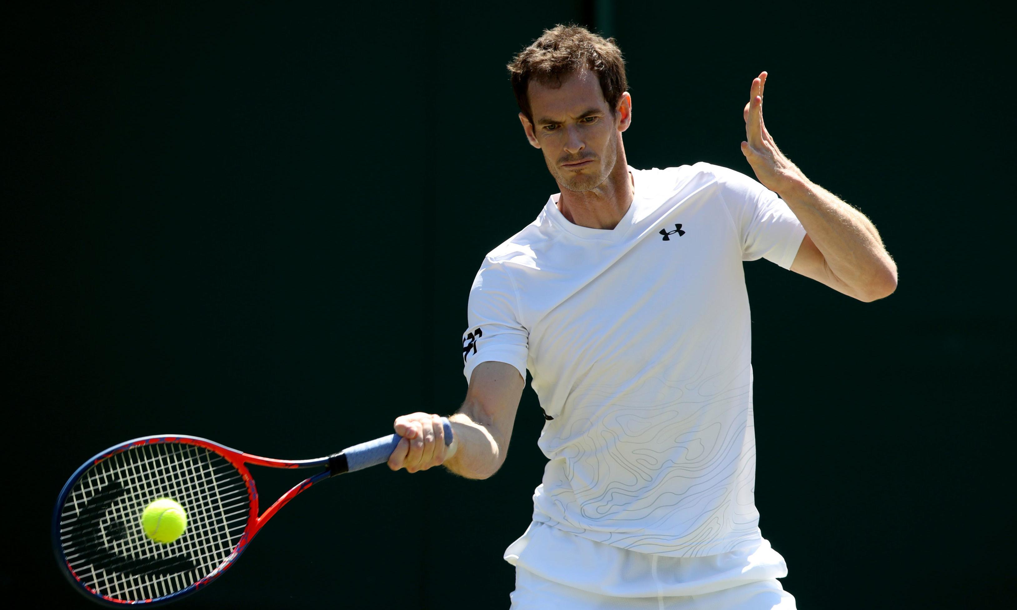 Andy Murray to make Queen's doubles comeback against world's best