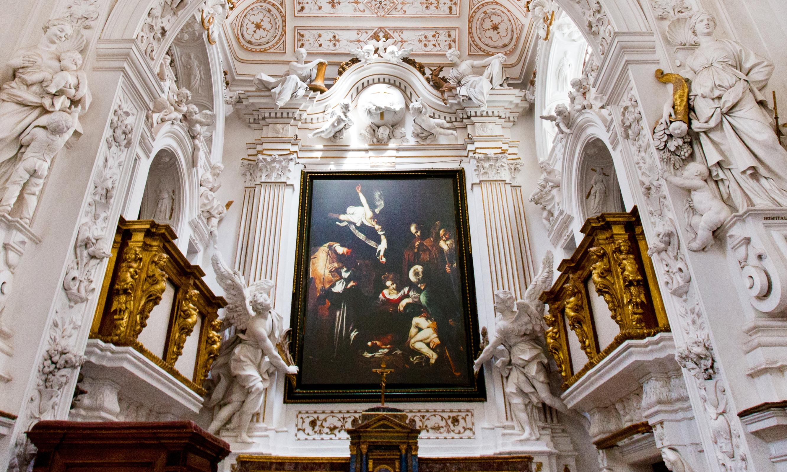 Theft of Caravaggio in Sicily still shrouded in mystery 50 years on