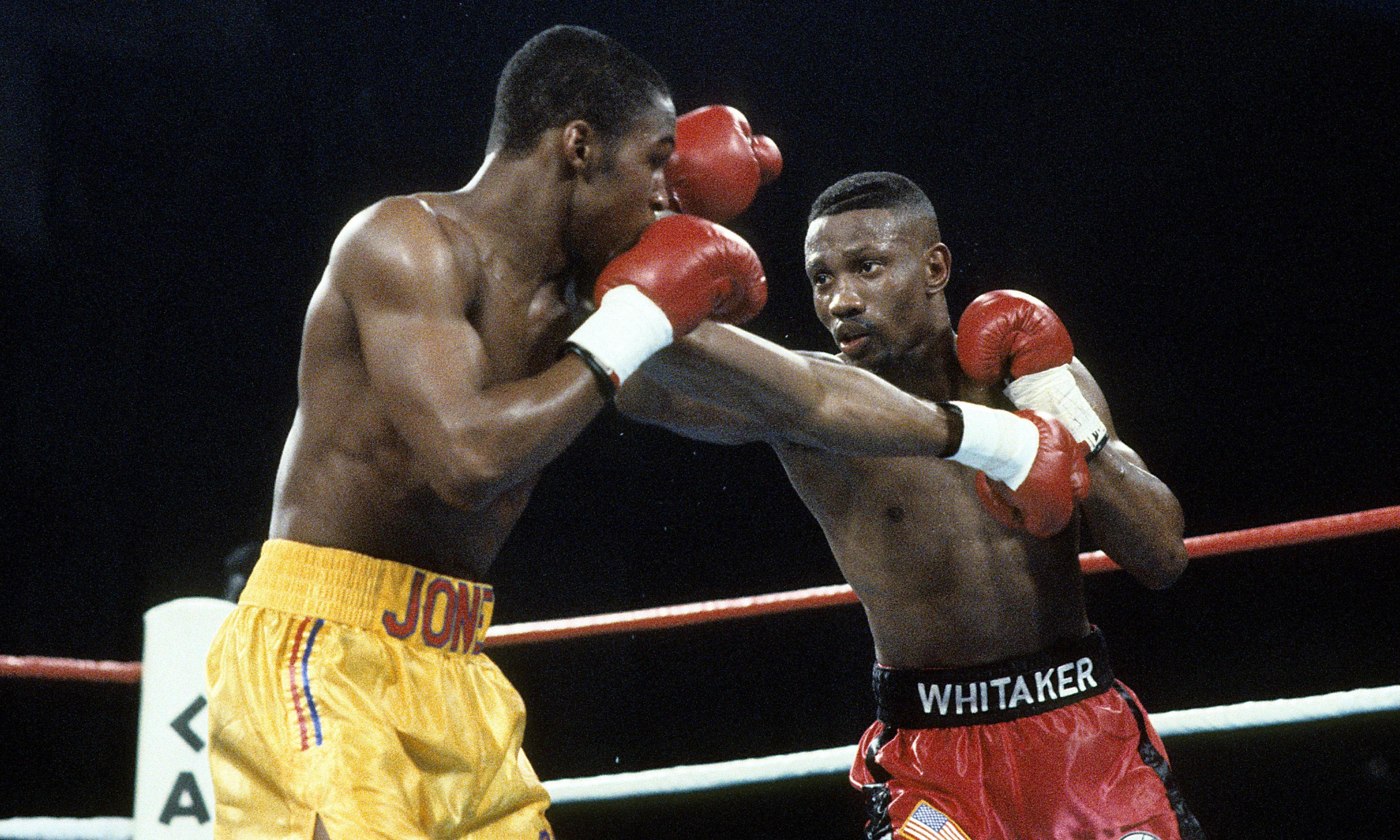 Boxing hall of famer Pernell Whitaker dies at age of 55 in car accident