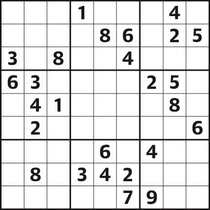Sudoku 4,678 hard