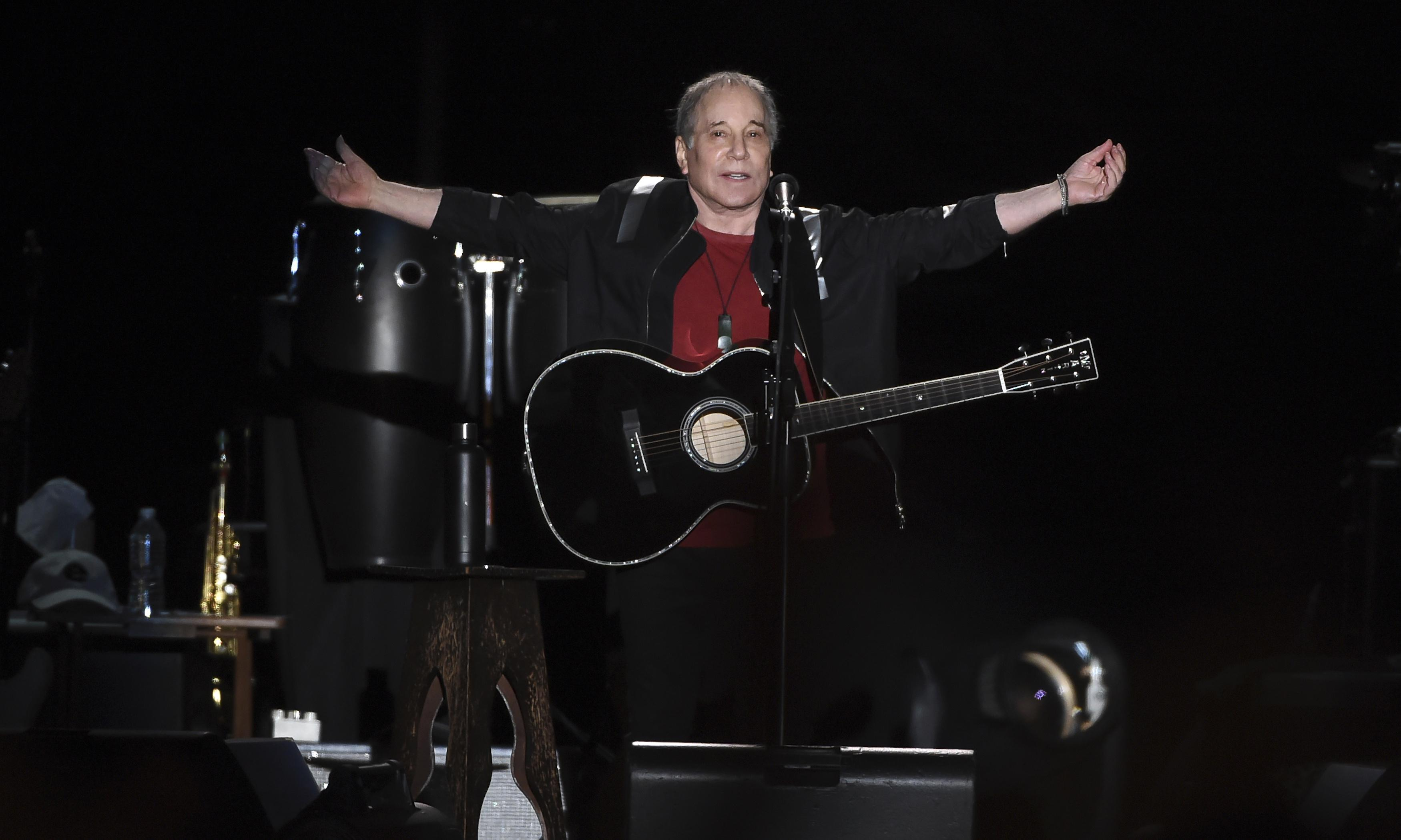 Sound of Silence: Paul Simon bows out with final concert in Queens