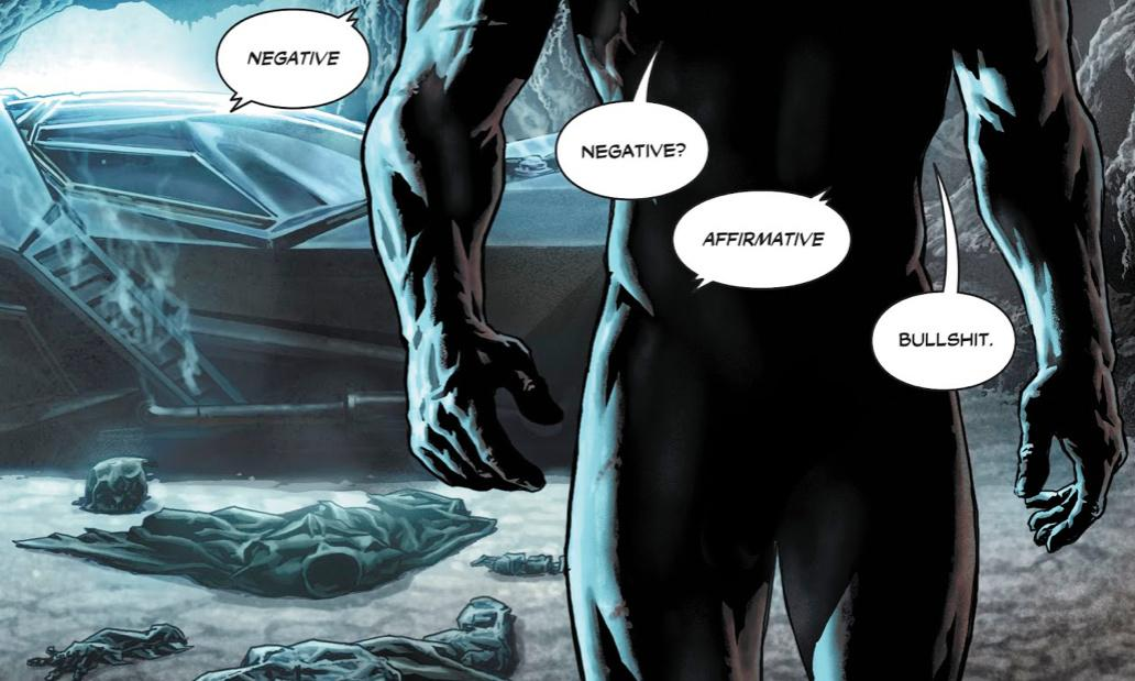 Holy backtrack, Batman! DC withdraws caped crusader's nude scene