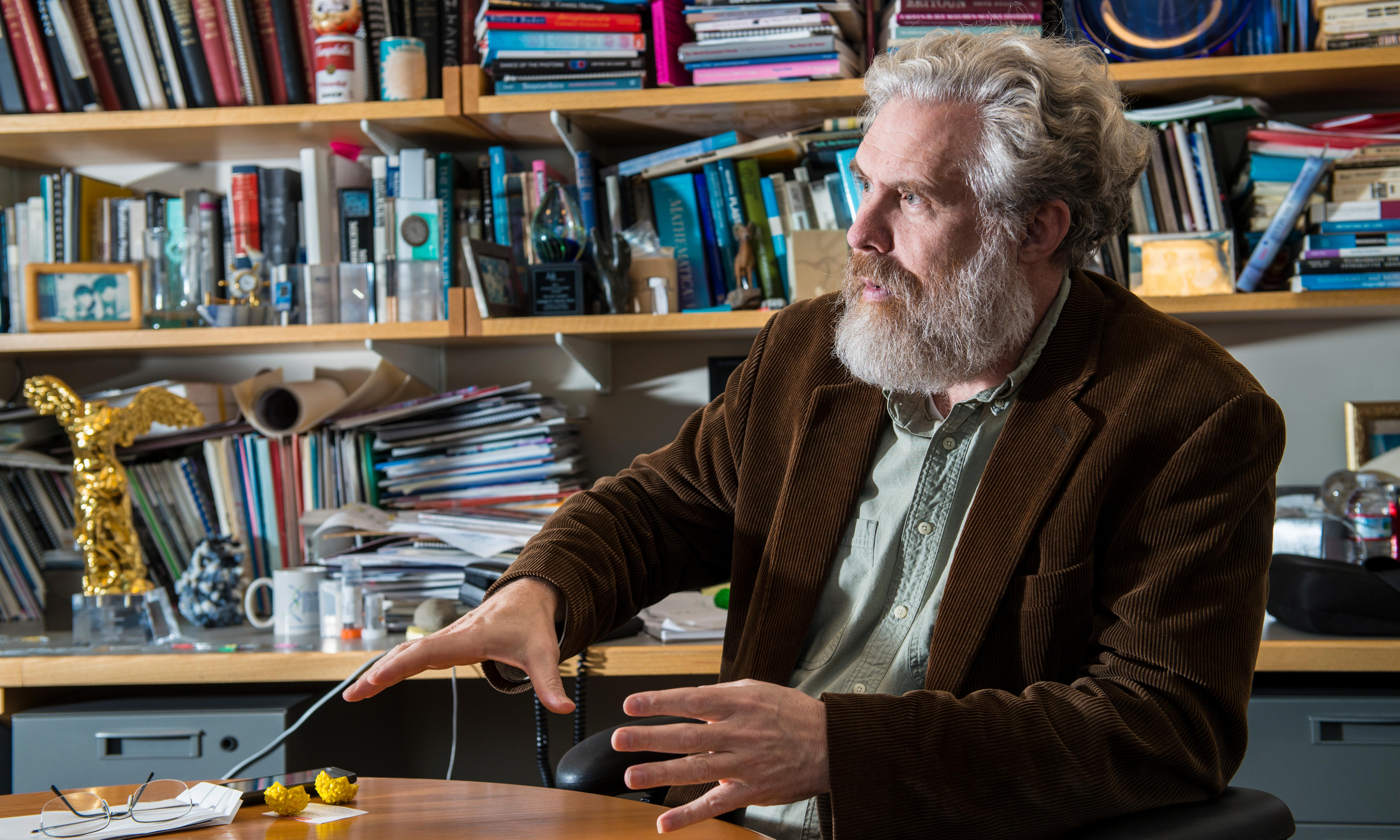"George Church: ""Genome sequencing is like the internet back in the late 1980s."""