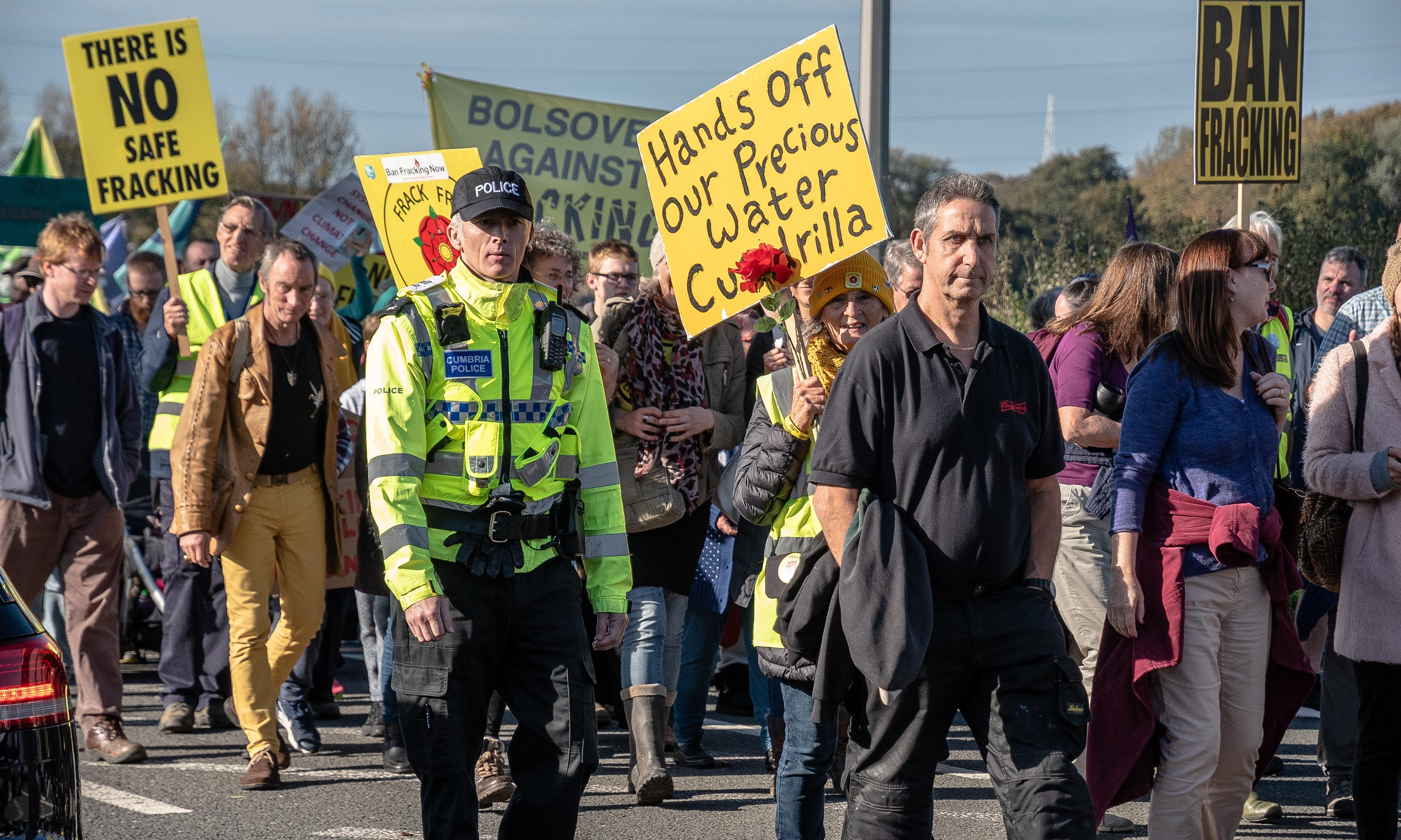 Campaigners urge UN to endorse global fracking ban