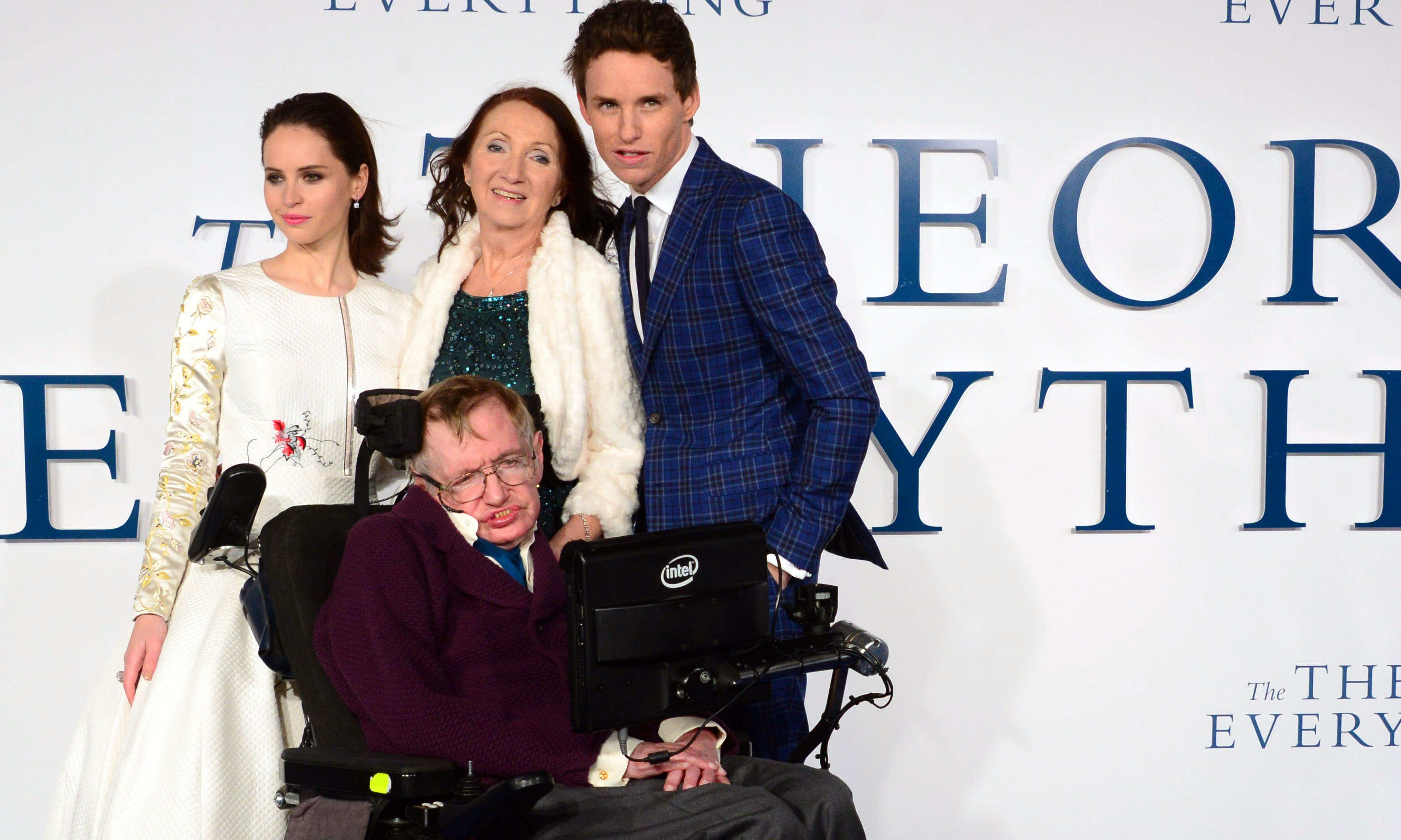 Stephen Hawking's first wife intensifies attack on The Theory of Everything
