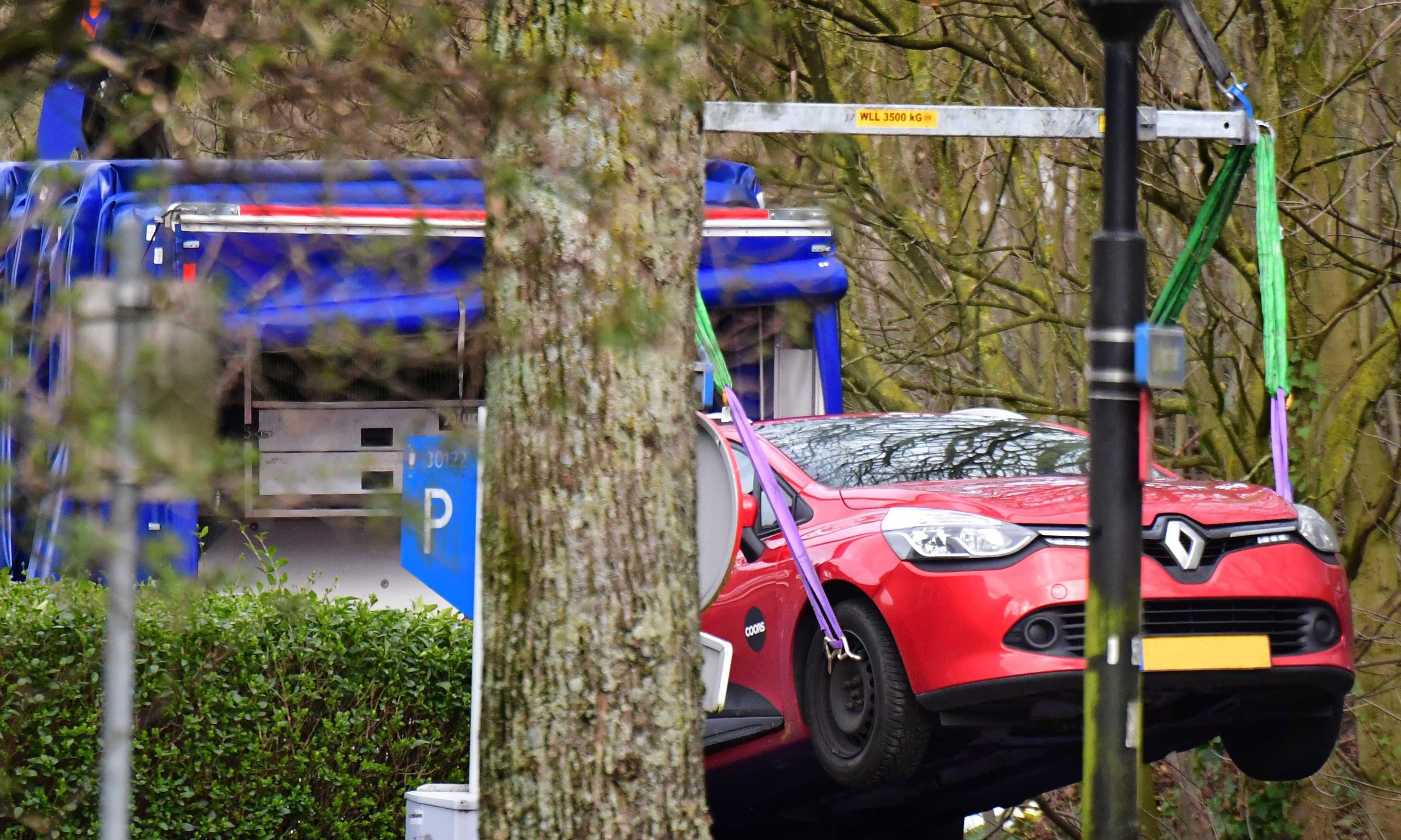 Letter in Utrecht getaway car may suggest terror motive