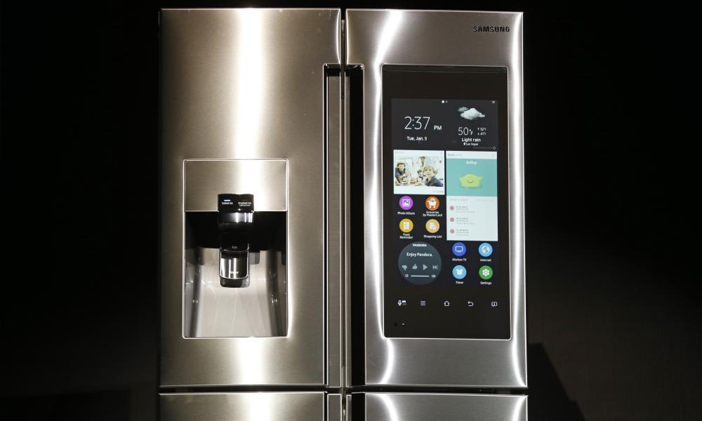 Family Hub fridge
