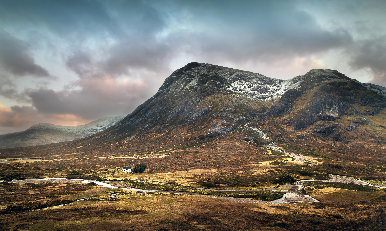 Peak and mix: adventure activities in Glen Coe, Scotland