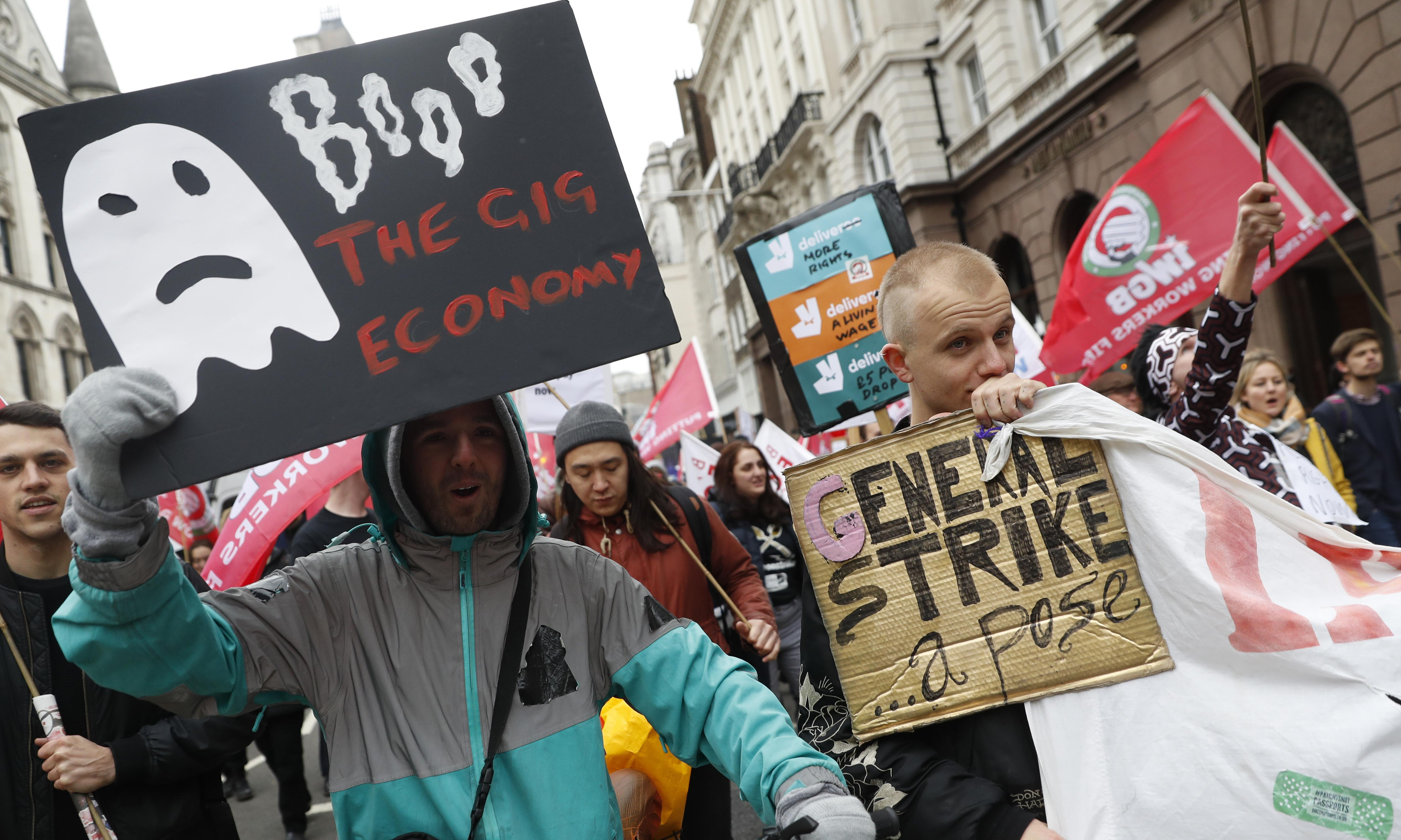 The demise of the middle classes is toxifying British politics