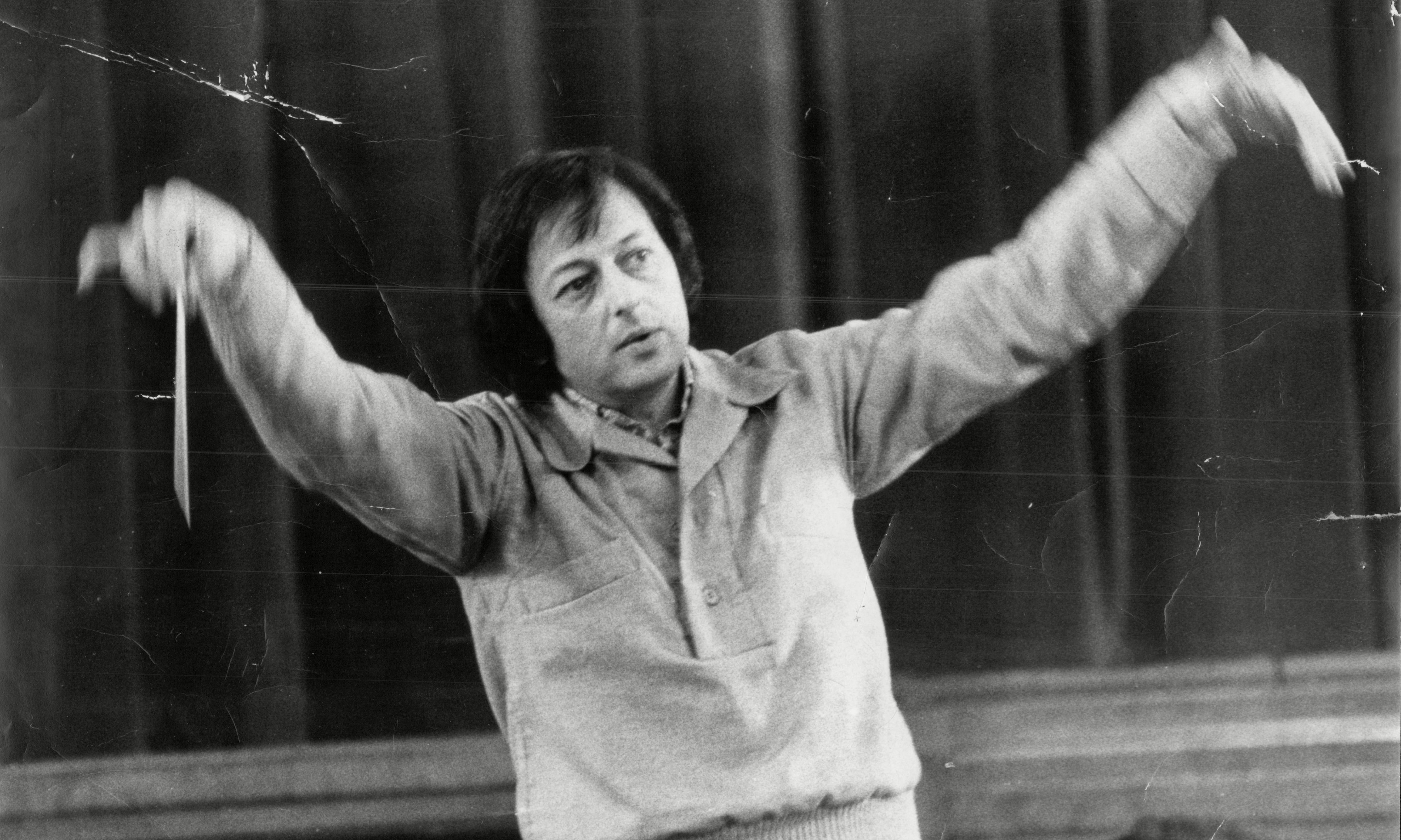 Conductor and composer André Previn dies at 89