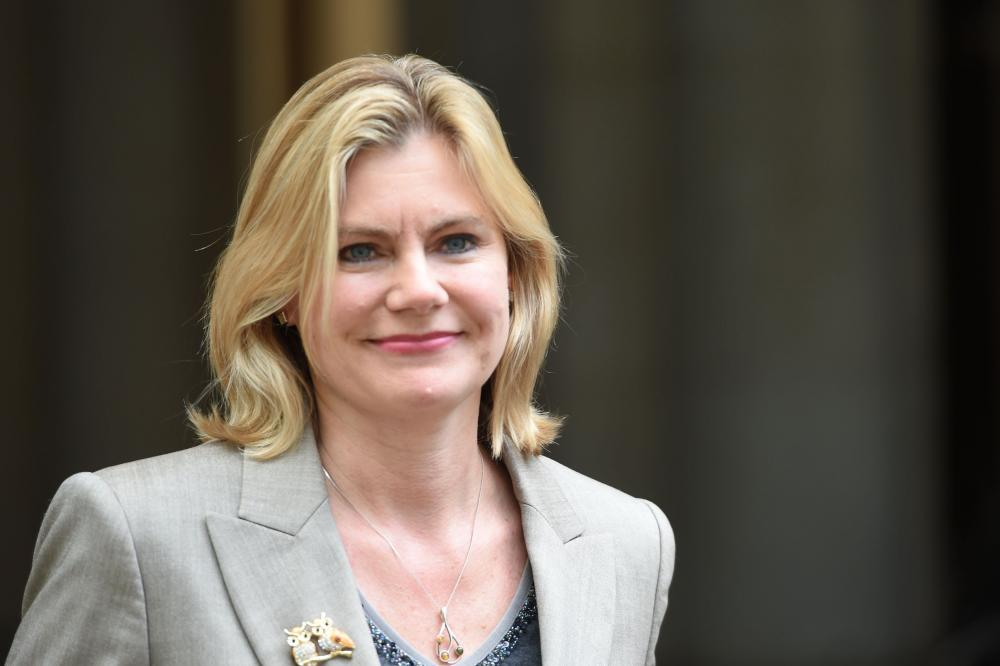 Justine Greening warns of 'cack-handed fees reform that means we go backward on social mobility and access to university'.