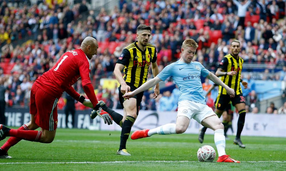 More people would prefer to see a Manchester City – with their multiple superstars such as Kevin De Bruyne – facing a Watford, than two teams with slightly less overall talent playing a closer game.