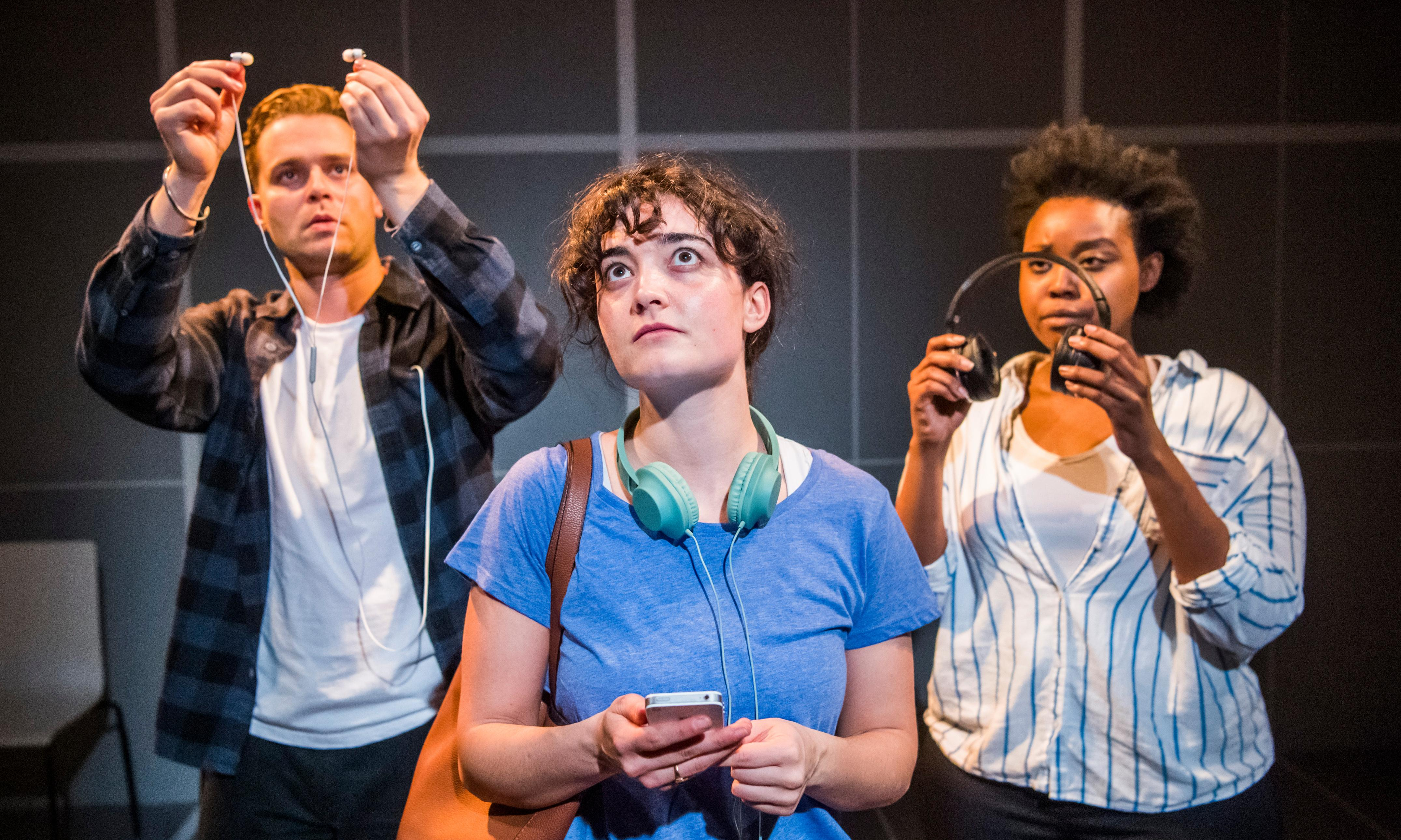 Keep Watching review – tech dystopia becomes a song and dance