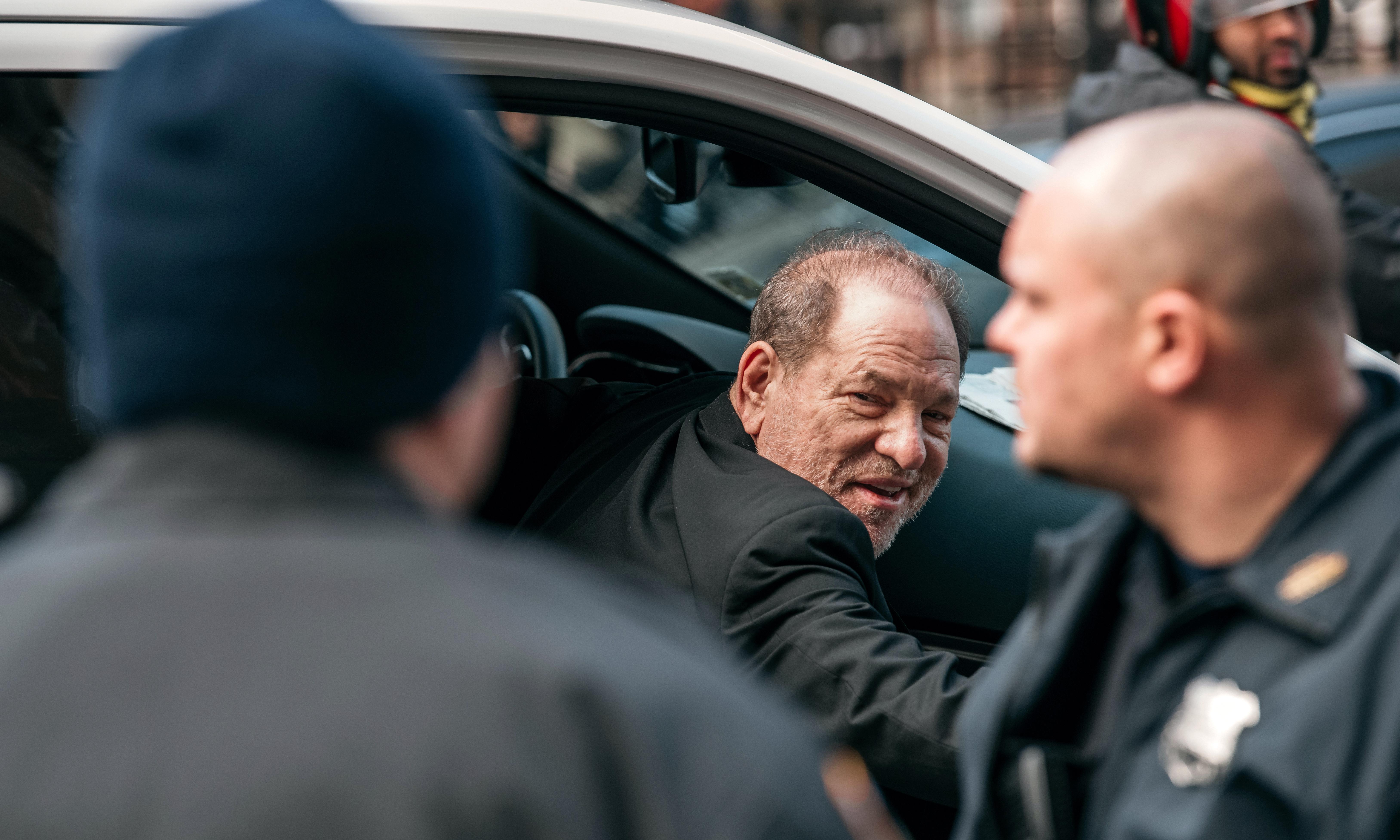 Harvey Weinstein trial is 'not a referendum on #MeToo', says judge