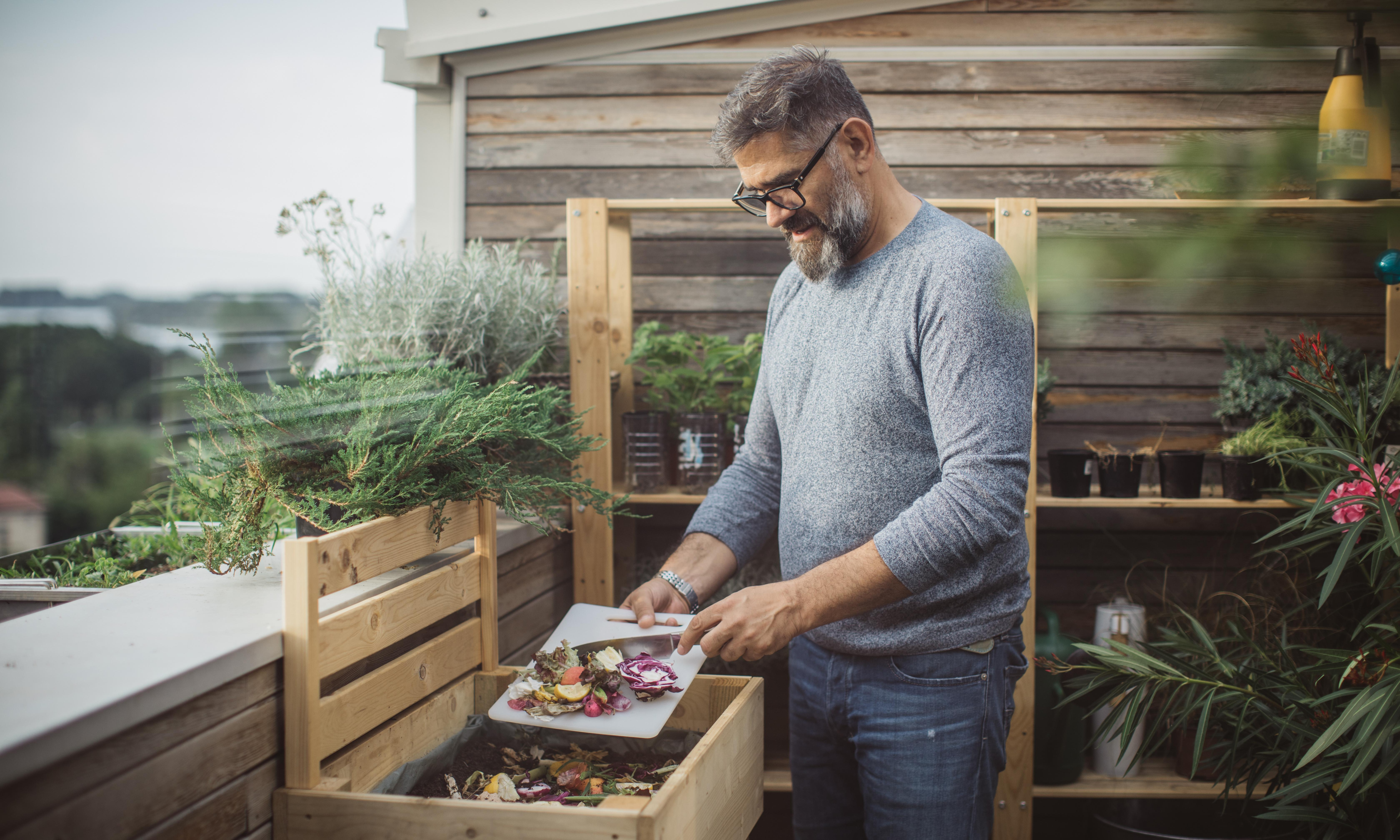 Turning crap into gold: why a composting habit will change your life